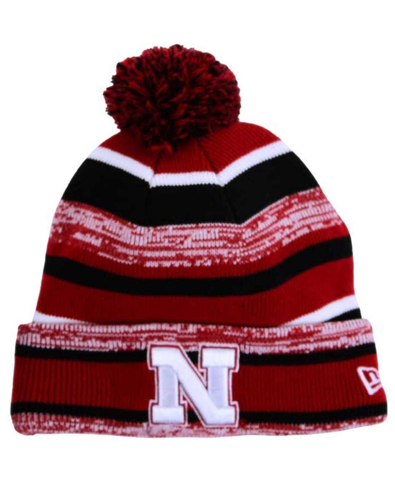 ... 50% off lyst ktz nebraska cornhuskers sport knit hat in gray for men  813d2 77ad1 d96f08089064