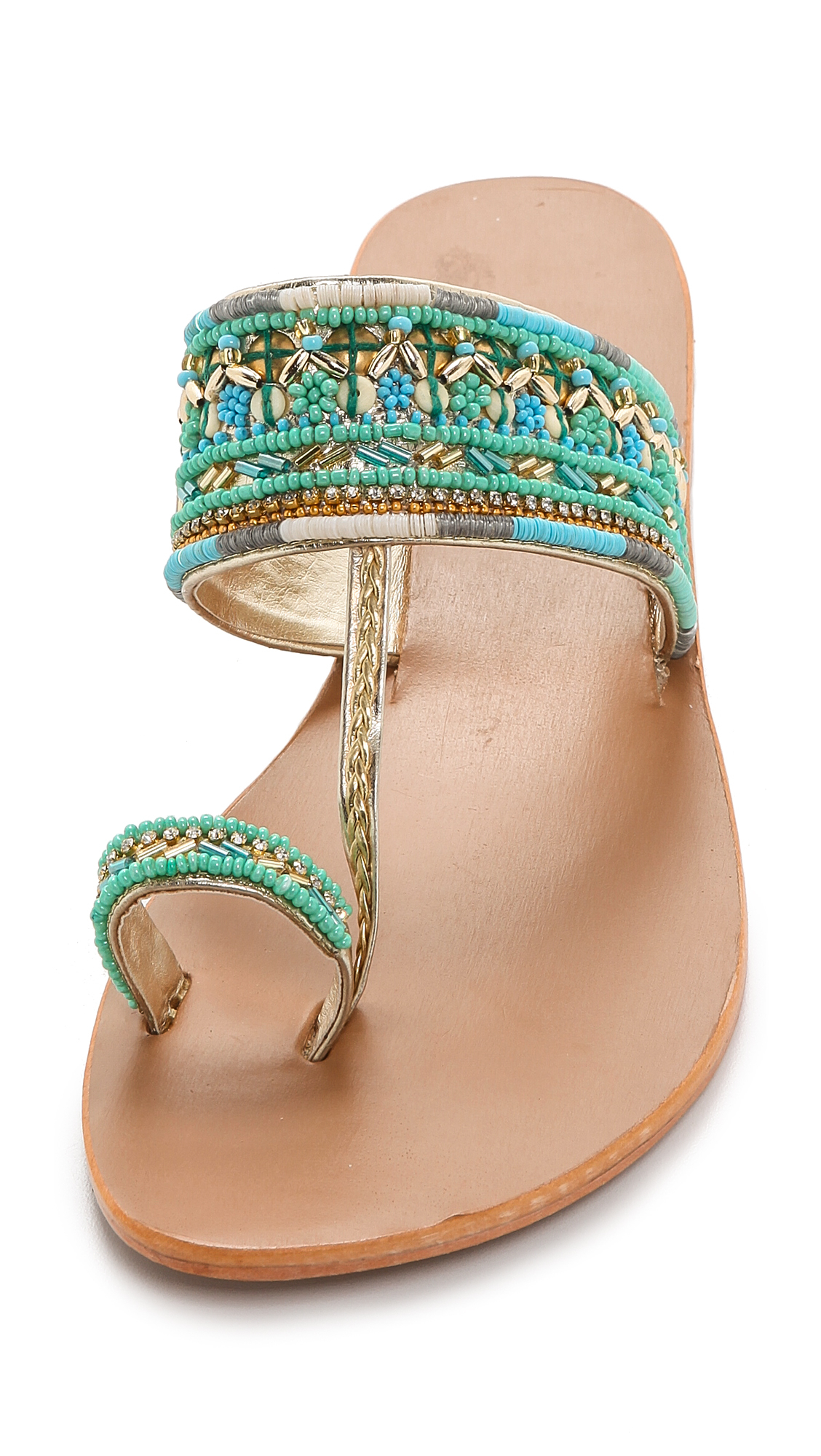 Beaded Indian Shoes Uk
