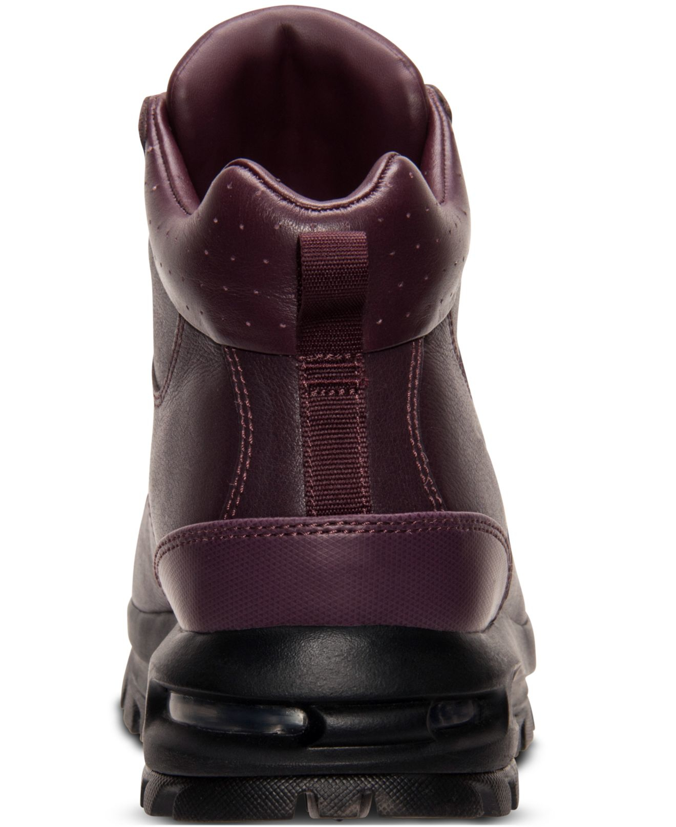 nike mens air max goaterra boots from finish line