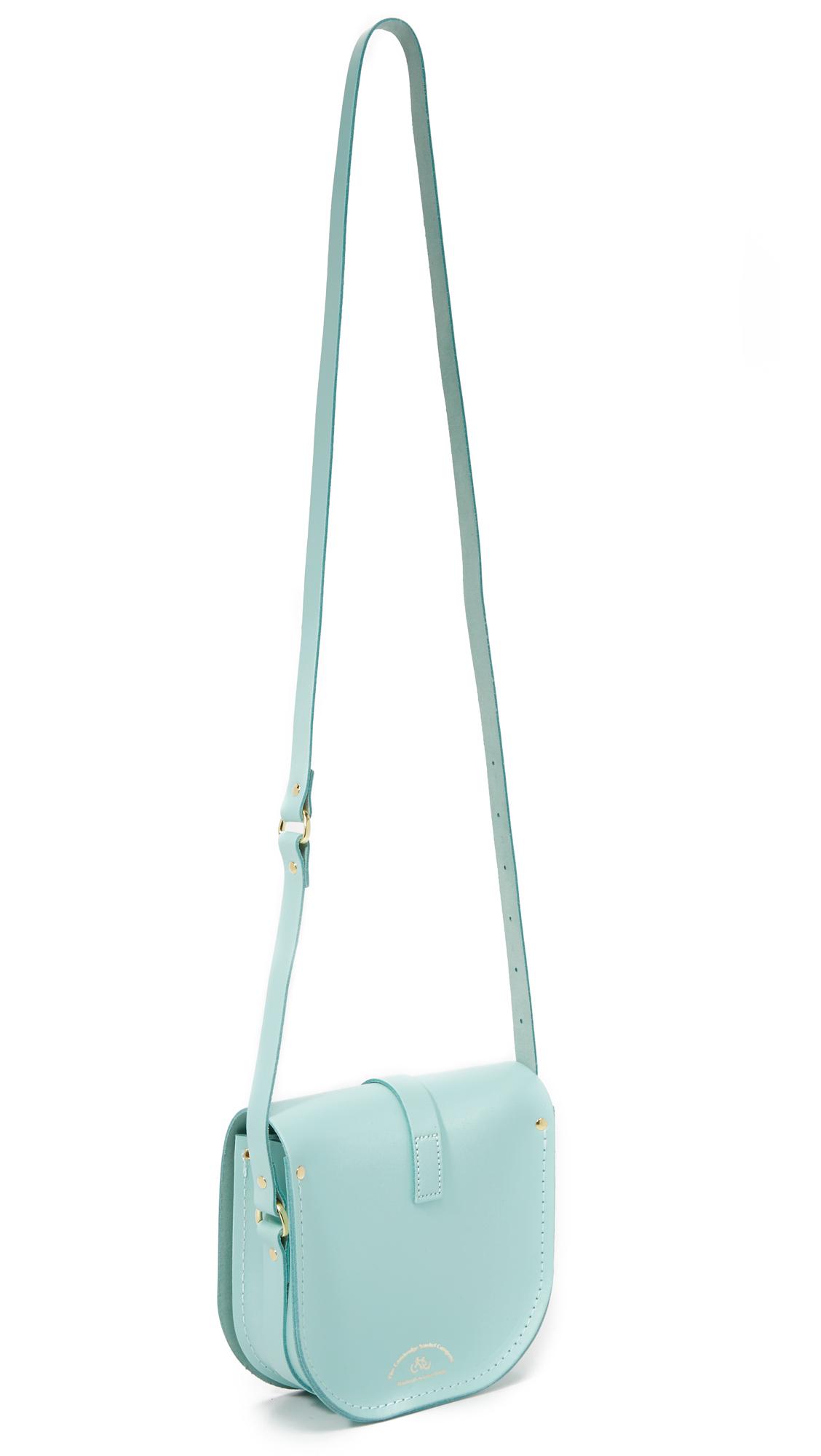 Cambridge satchel company Saddle Bag | Lyst