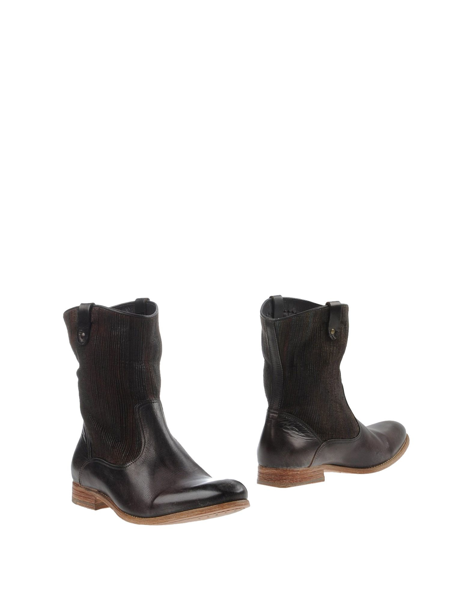 ndc ankle boots in brown for lyst