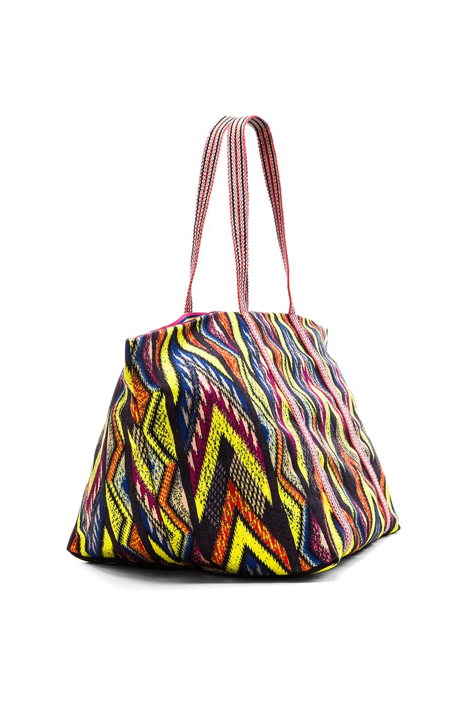 M missoni Tribal Beach Bag | Lyst