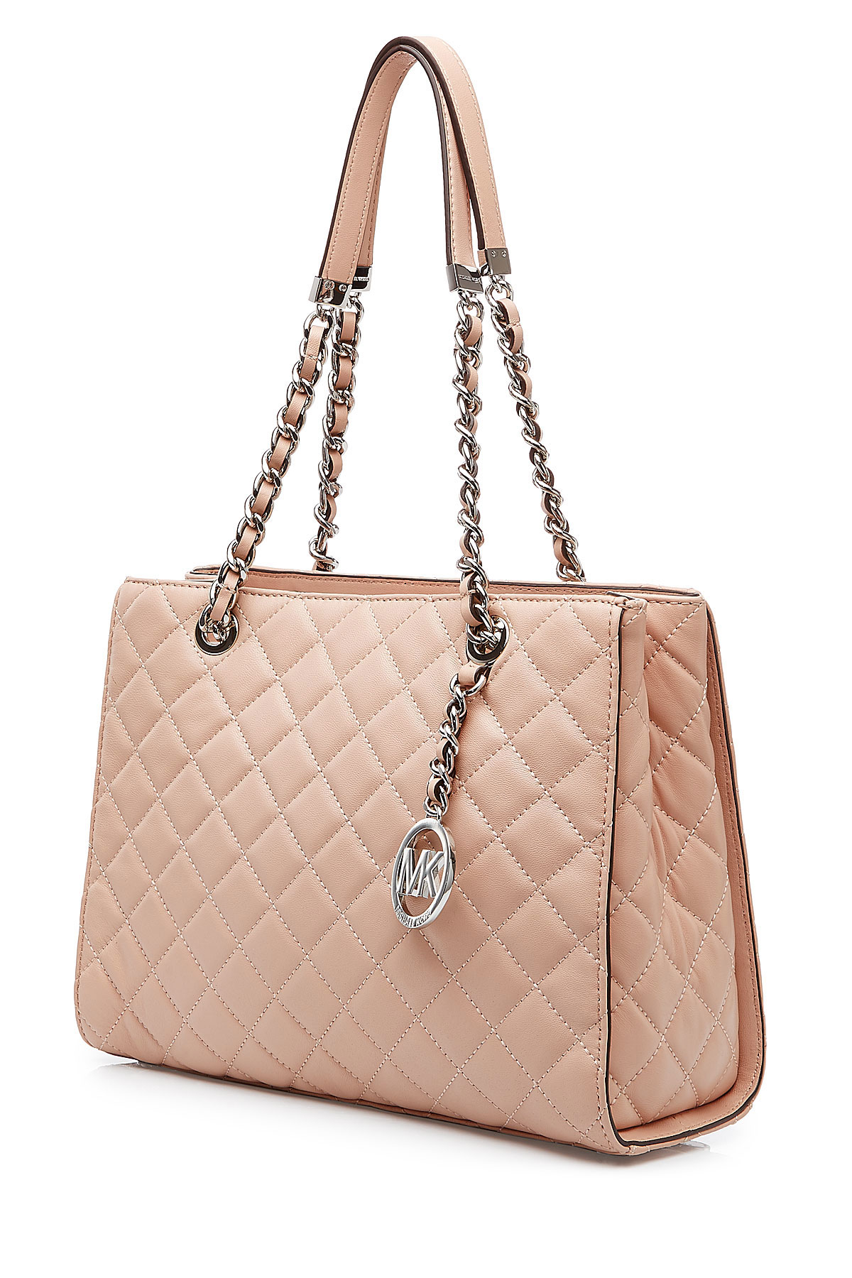 9b5c77e0ae7e Gallery. Previously sold at  STYLEBOP.com · Women s Michael Kors Quilted Bag  ...