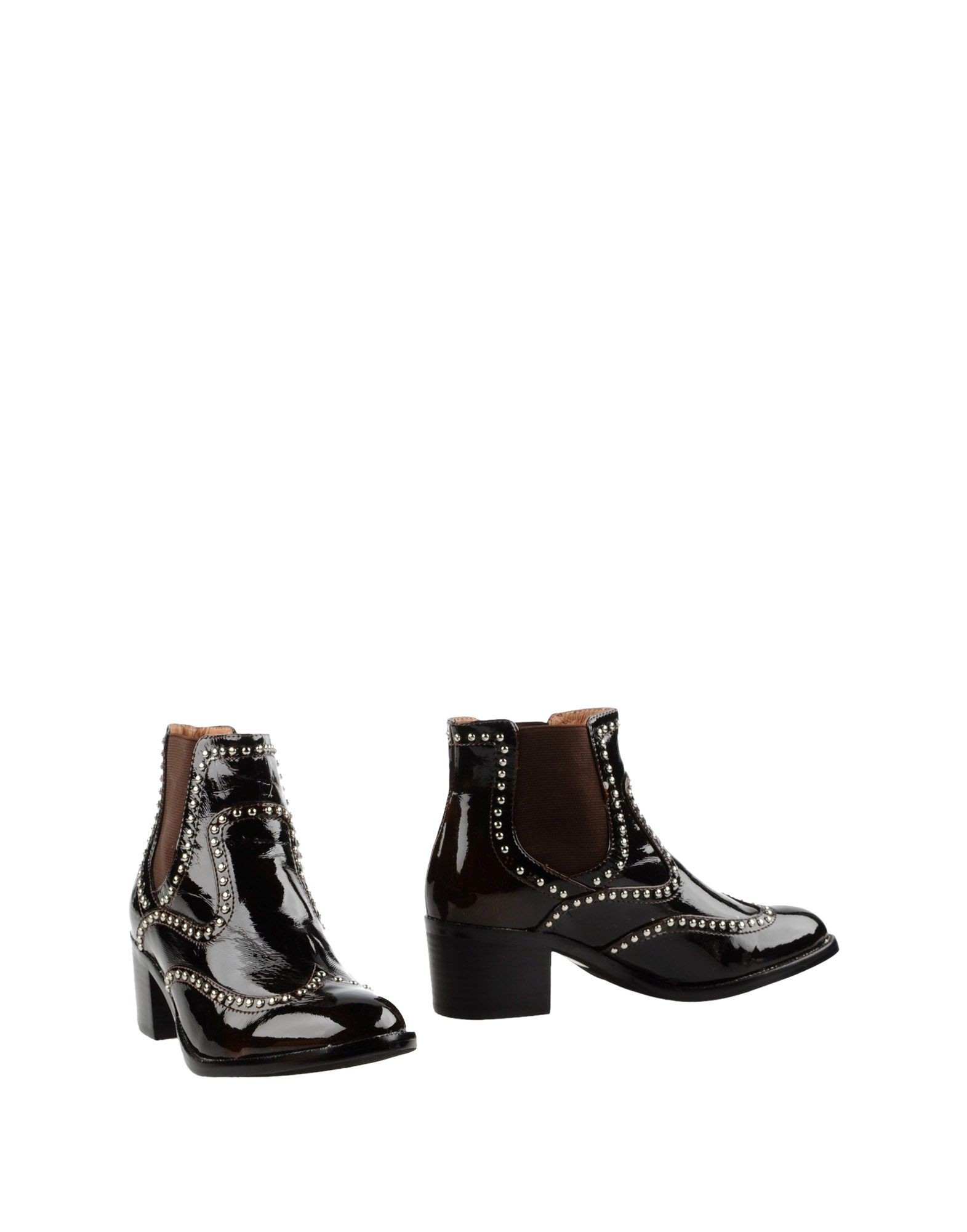 jeffrey cbell ankle boots in black lyst