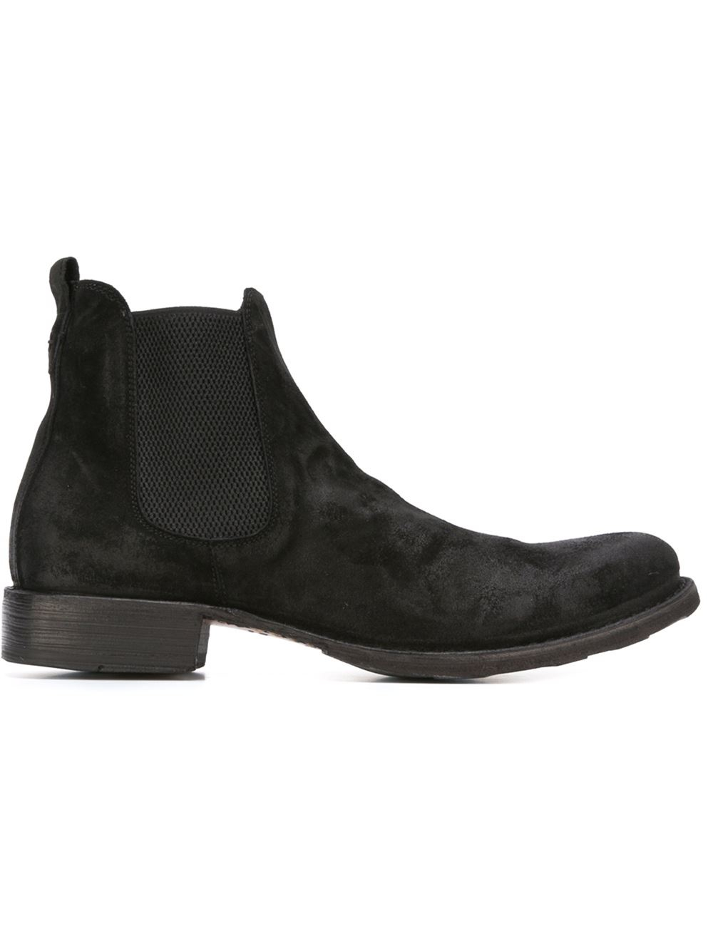 fiorentini baker 39 eternity etex 39 boots in black for men. Black Bedroom Furniture Sets. Home Design Ideas