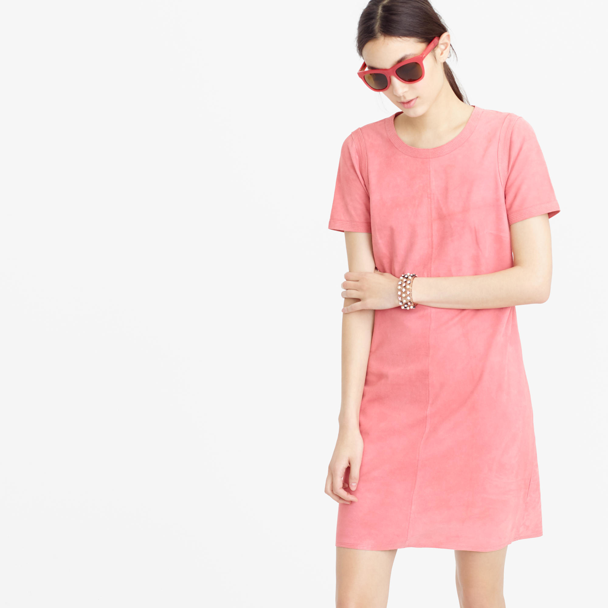 J crew collection lace dress