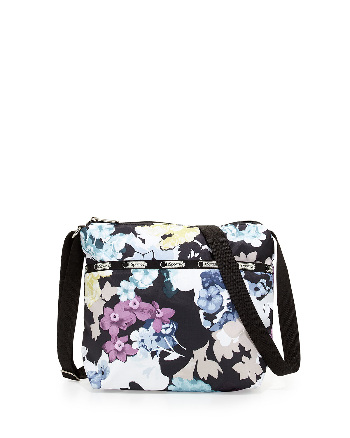 Lesportsac Cleo Small Floral Cross Body Bag | Lyst