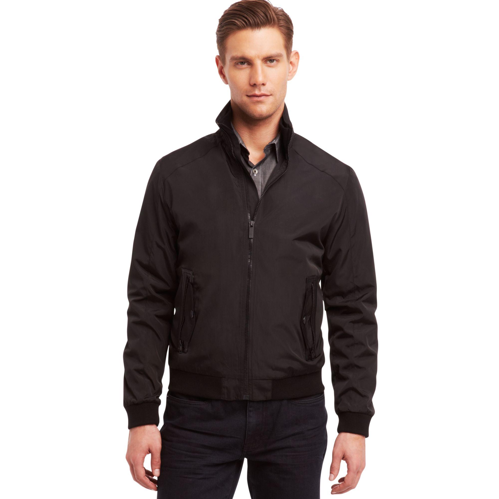 Black pleather jacket women