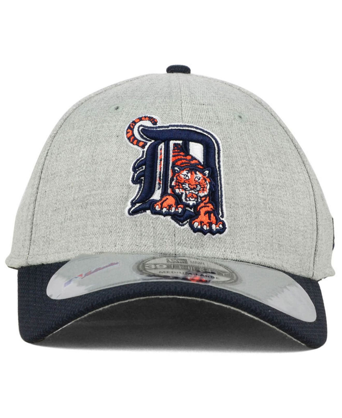 on sale 3d113 339d7 ... get lyst ktz detroit tigers clubhouse 39thirty cap in gray for men  c2ed9 ae587