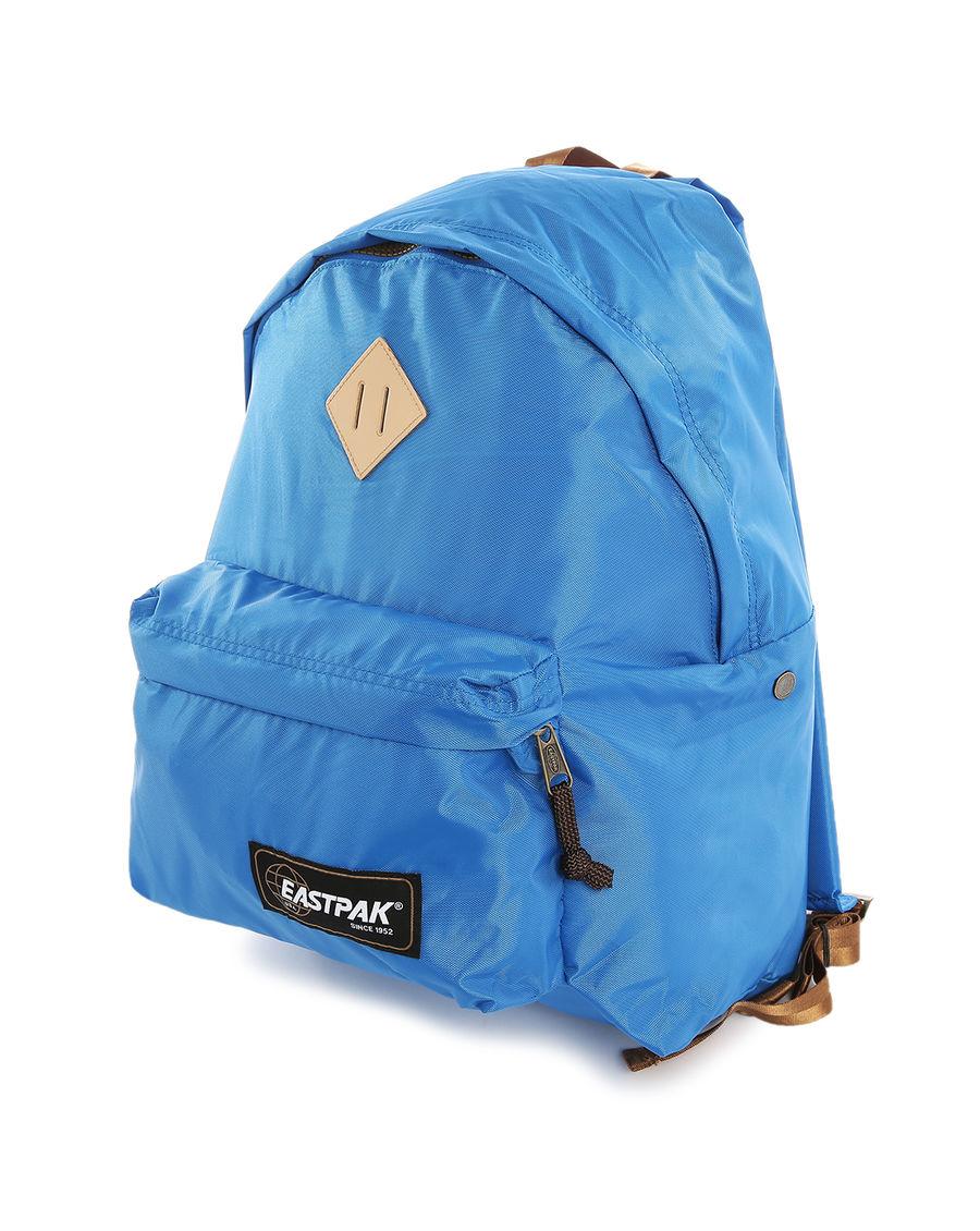 eastpak sac dos bleu padded pak 39 r in blue for men lyst. Black Bedroom Furniture Sets. Home Design Ideas