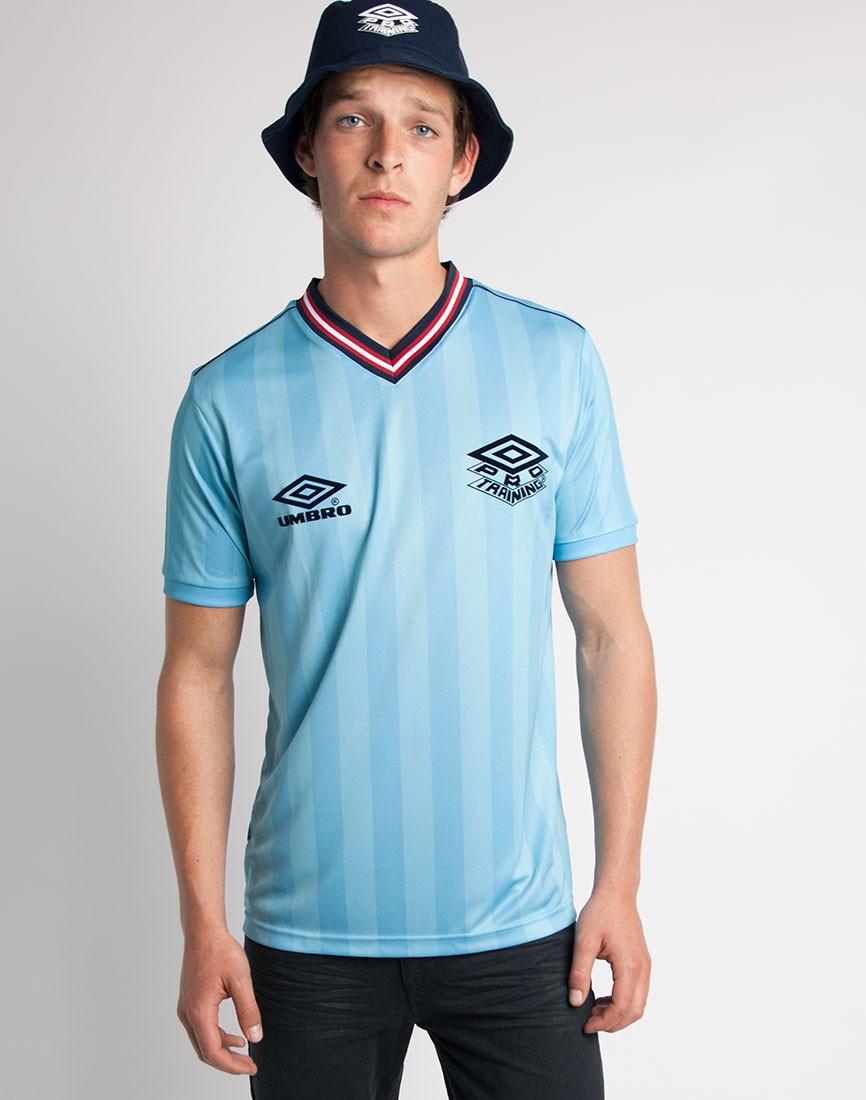 Umbro Estadio T Shirt Sky In Blue For Men Lyst