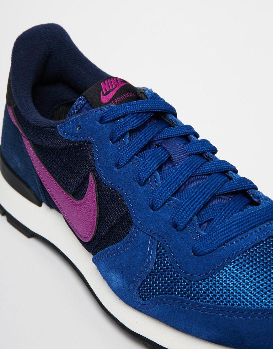 Nike Internationalist Prm chaussures olive
