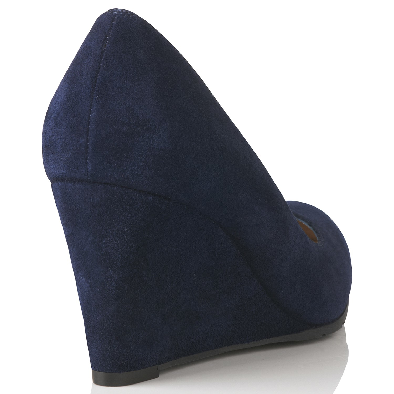 Hobbs Blue Suede Shoes
