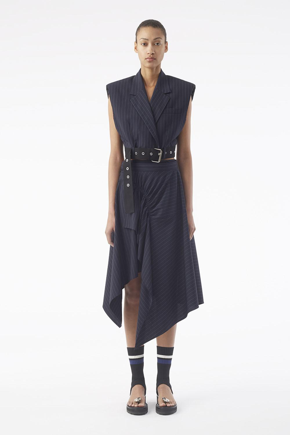 3.1 Phillip Lim cropped belted vest Pick A Best Cheap Price Clearance Online Ebay Official Site Sale Online 7gb6X
