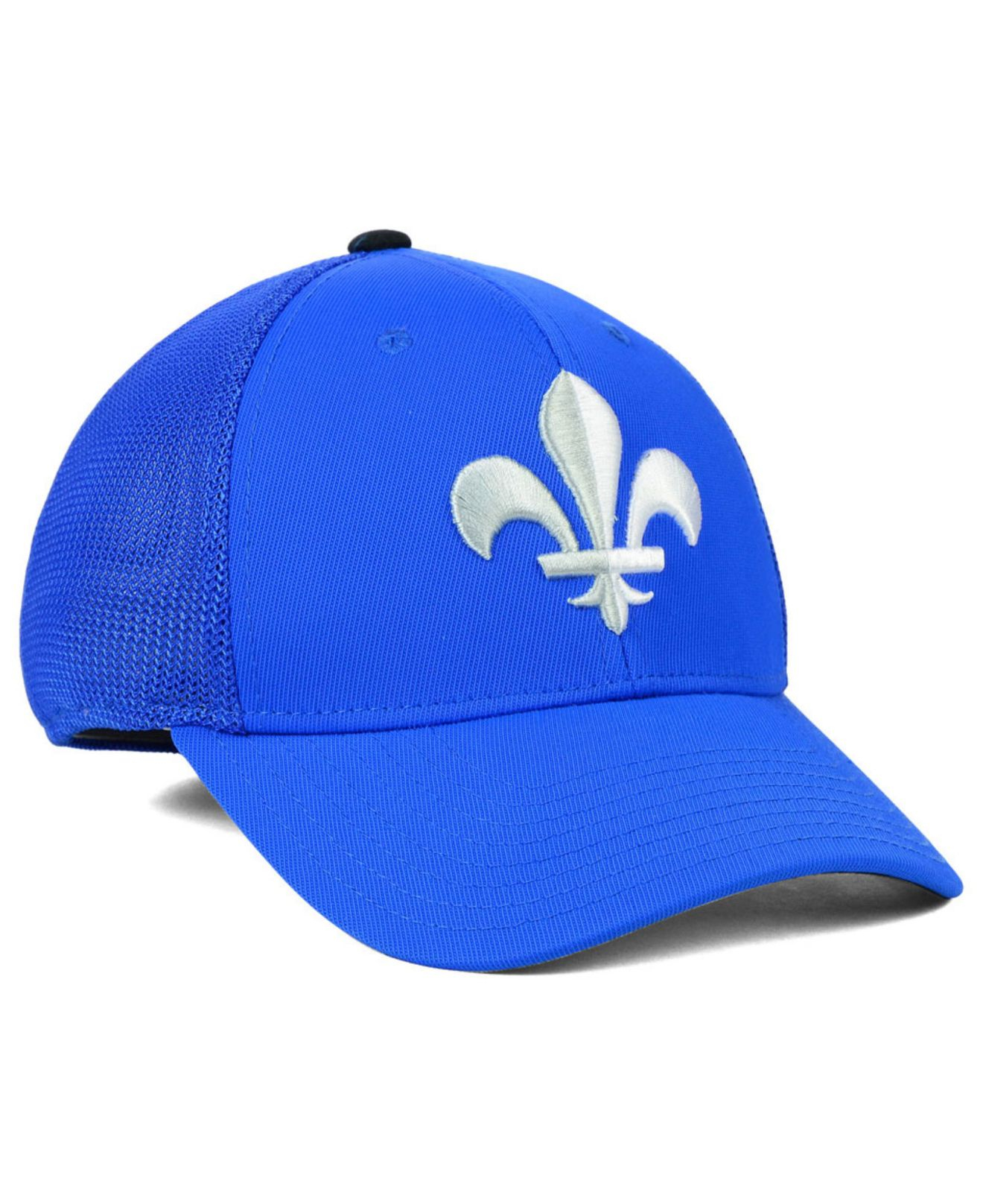 promo code 751f8 8d13e Lyst - adidas Originals Montreal Impact Stretch-fit Cap in Blue for Men