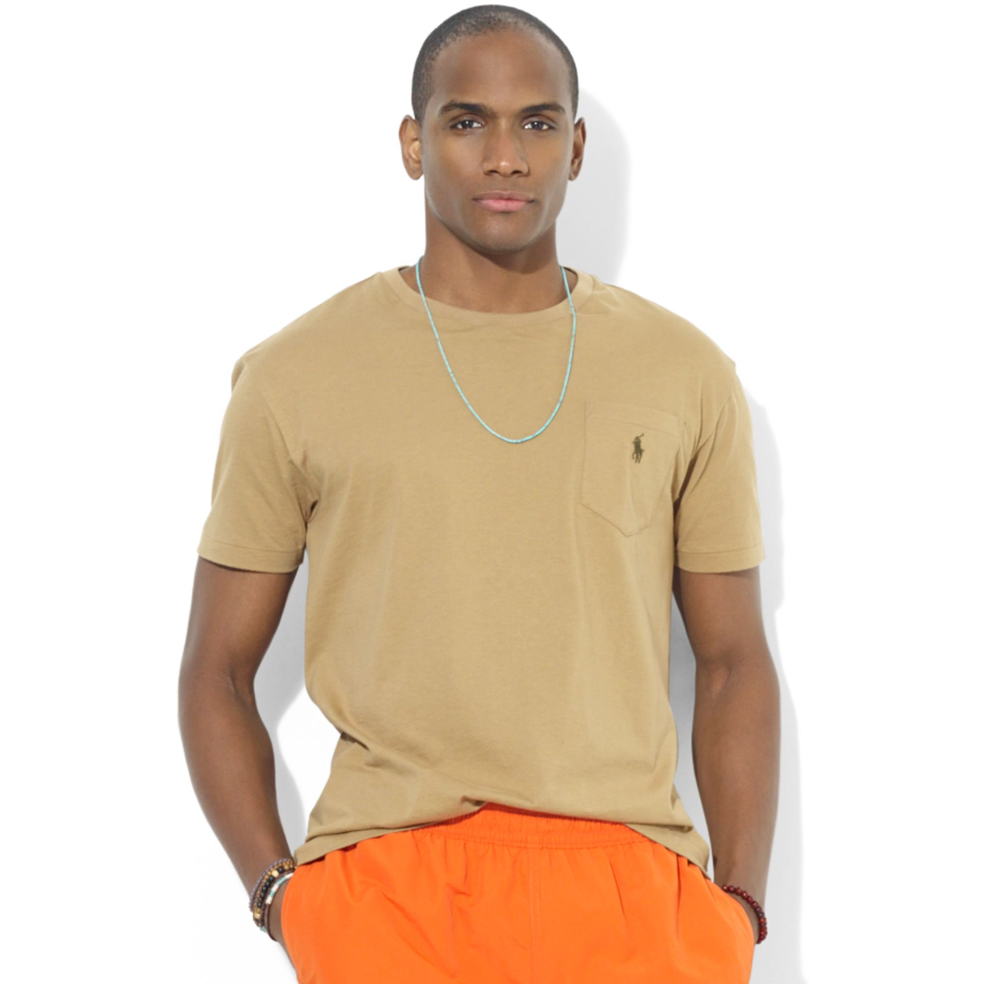 a1df8cff85c5 discount beige ralph lauren t shirt 435d4 ba5cc