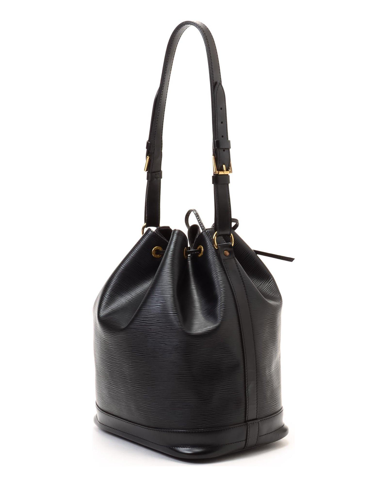 Black Vintage Bag 121