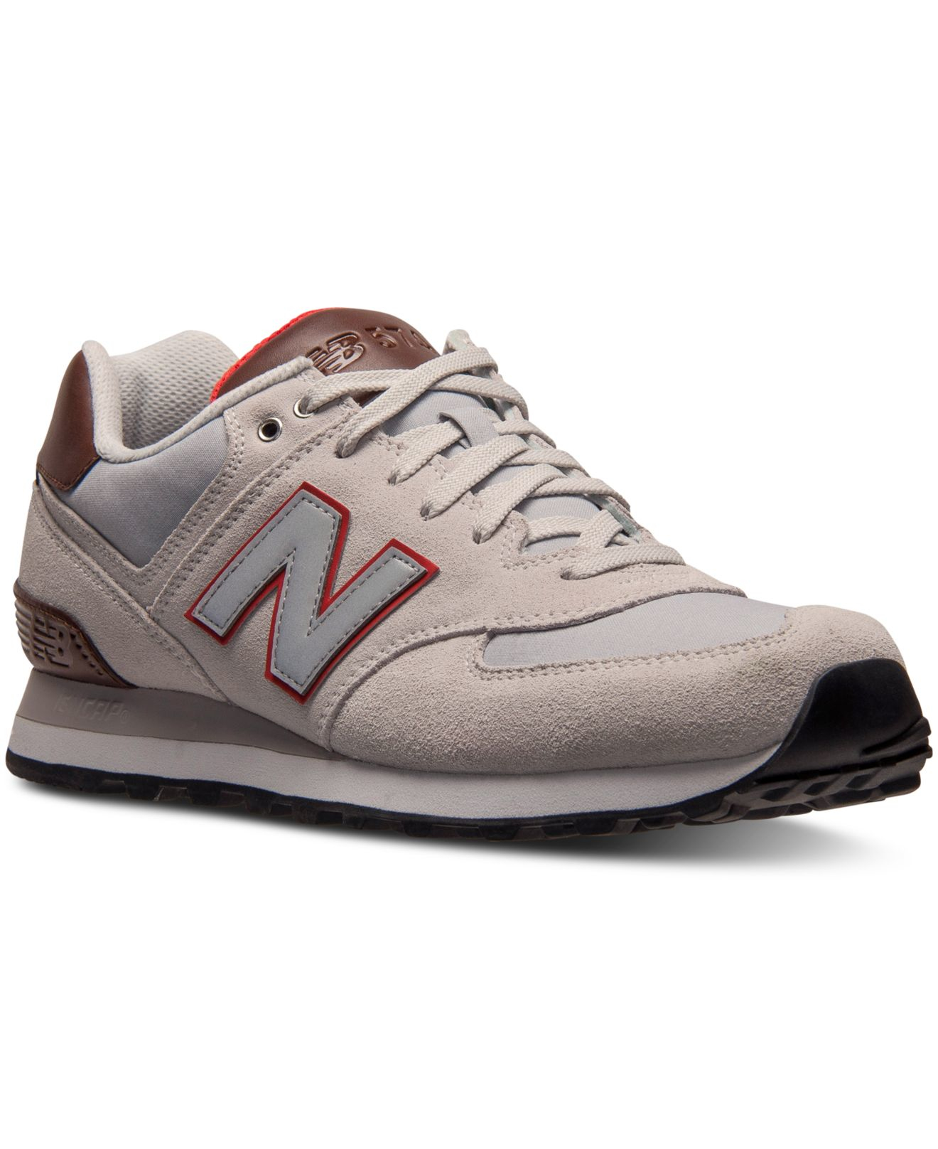 4988277ed0 ... coupon code for lyst new balance mens 574 beach cruiser casual sneakers  from 194c9 b026a