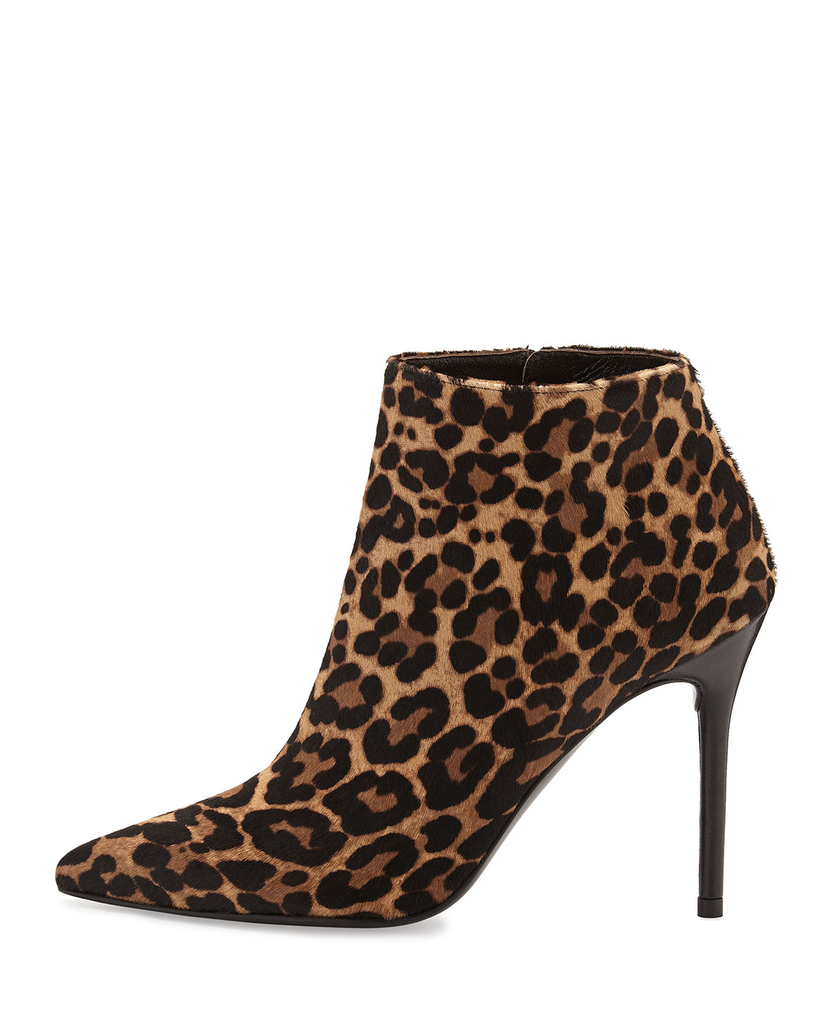 Stuart Weitzman Leopard Ponyhair Ankle Boots with credit card free shipping bNe9rzvN1m