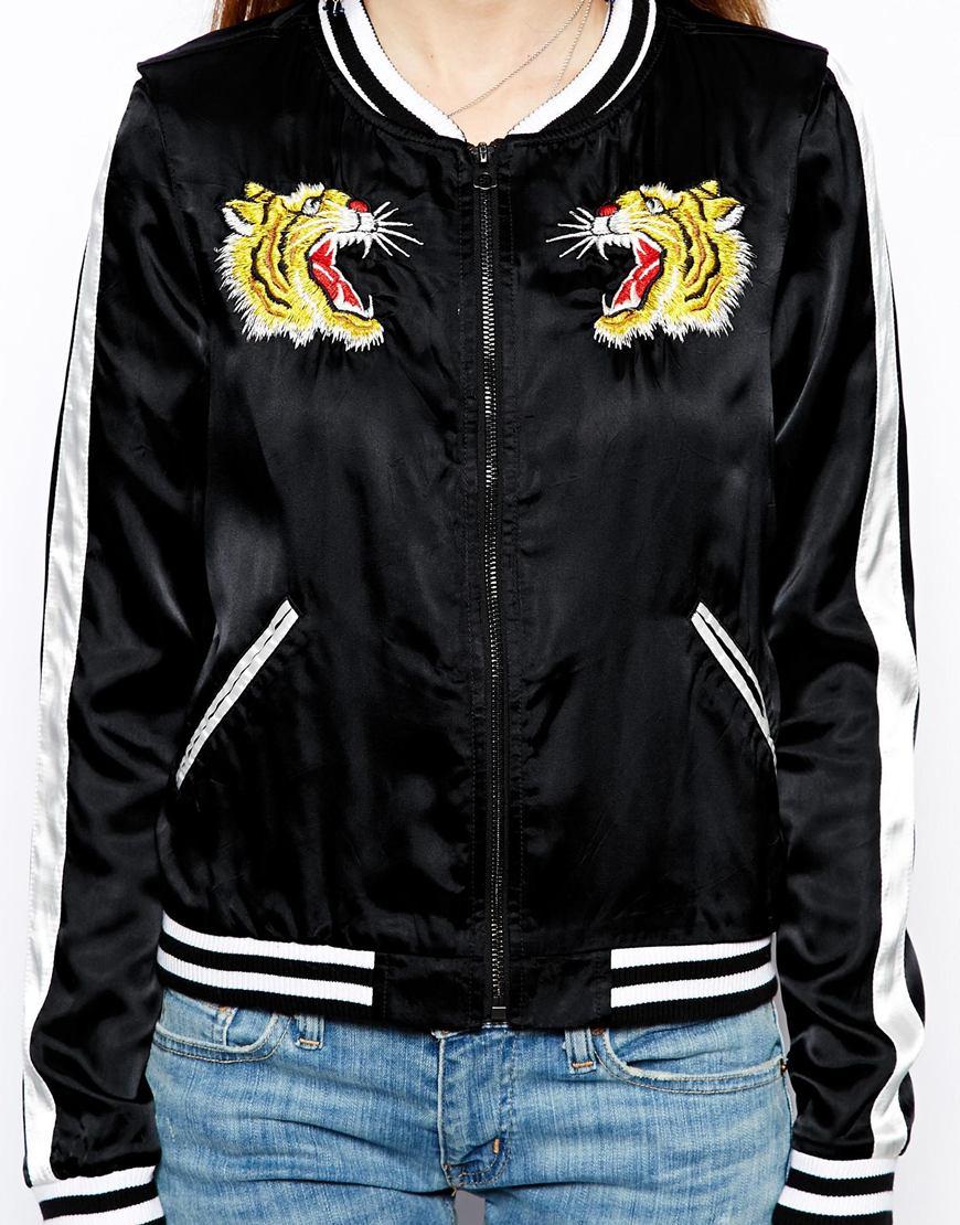 Tiger Bomber Jacket