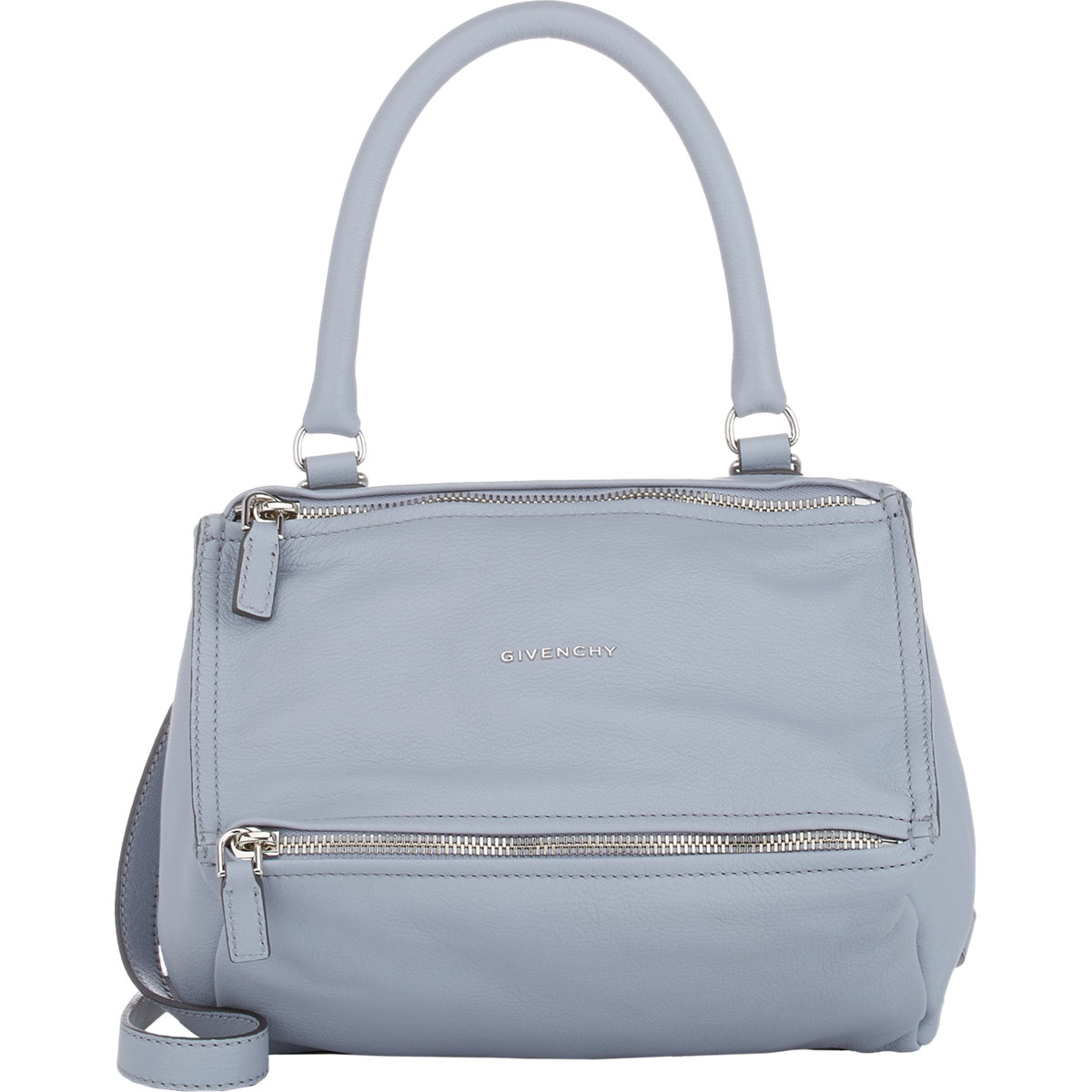 e4514acd2427 Lyst - Givenchy Pandora Small Messenger in Blue