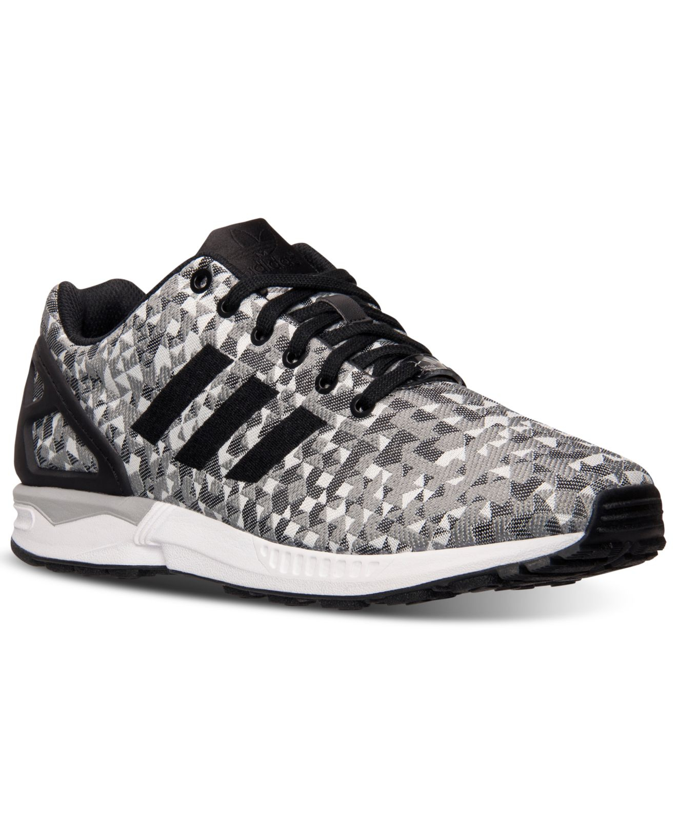 Adidas Zx Fluxes Polyvore