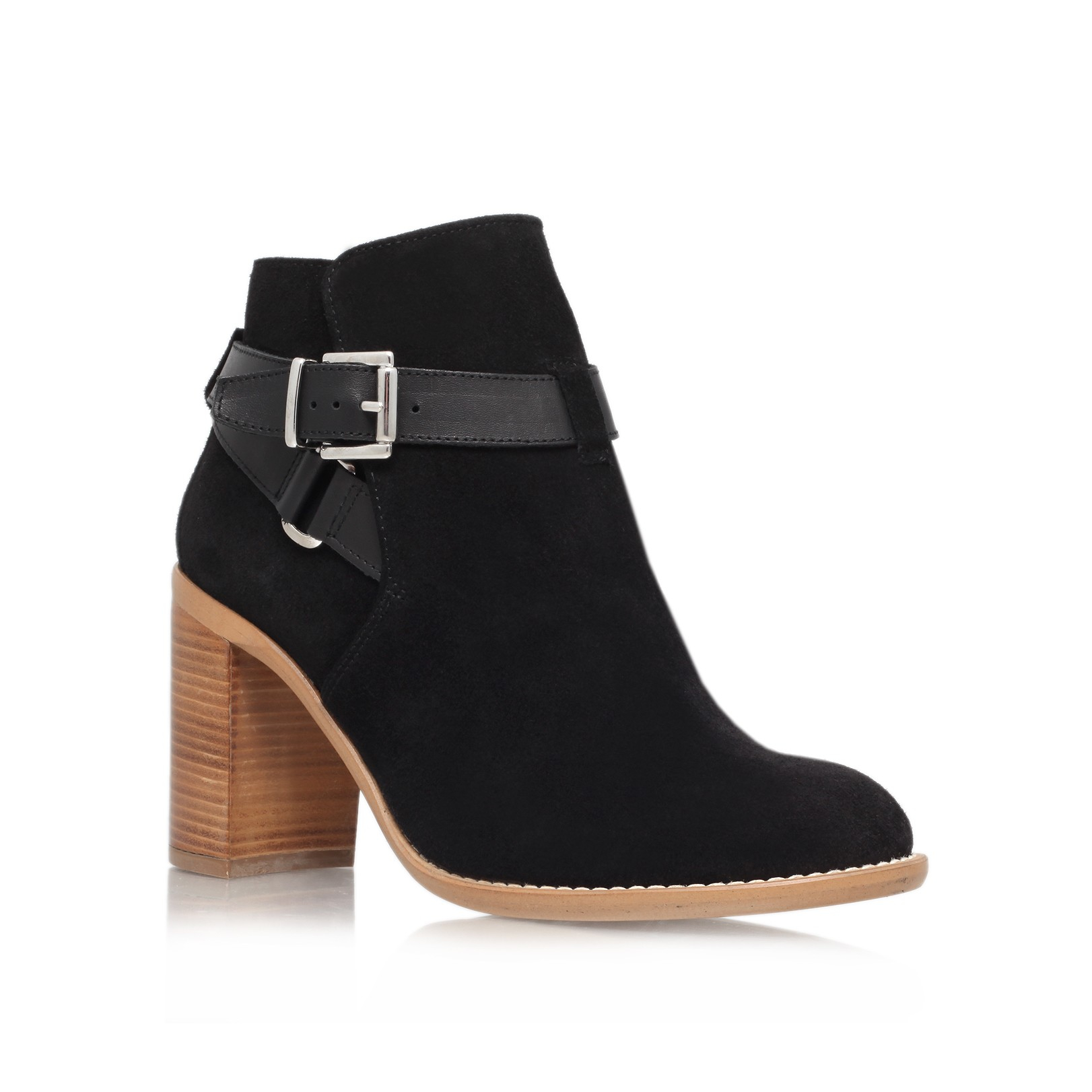 kg by kurt geiger ankle boots in black lyst