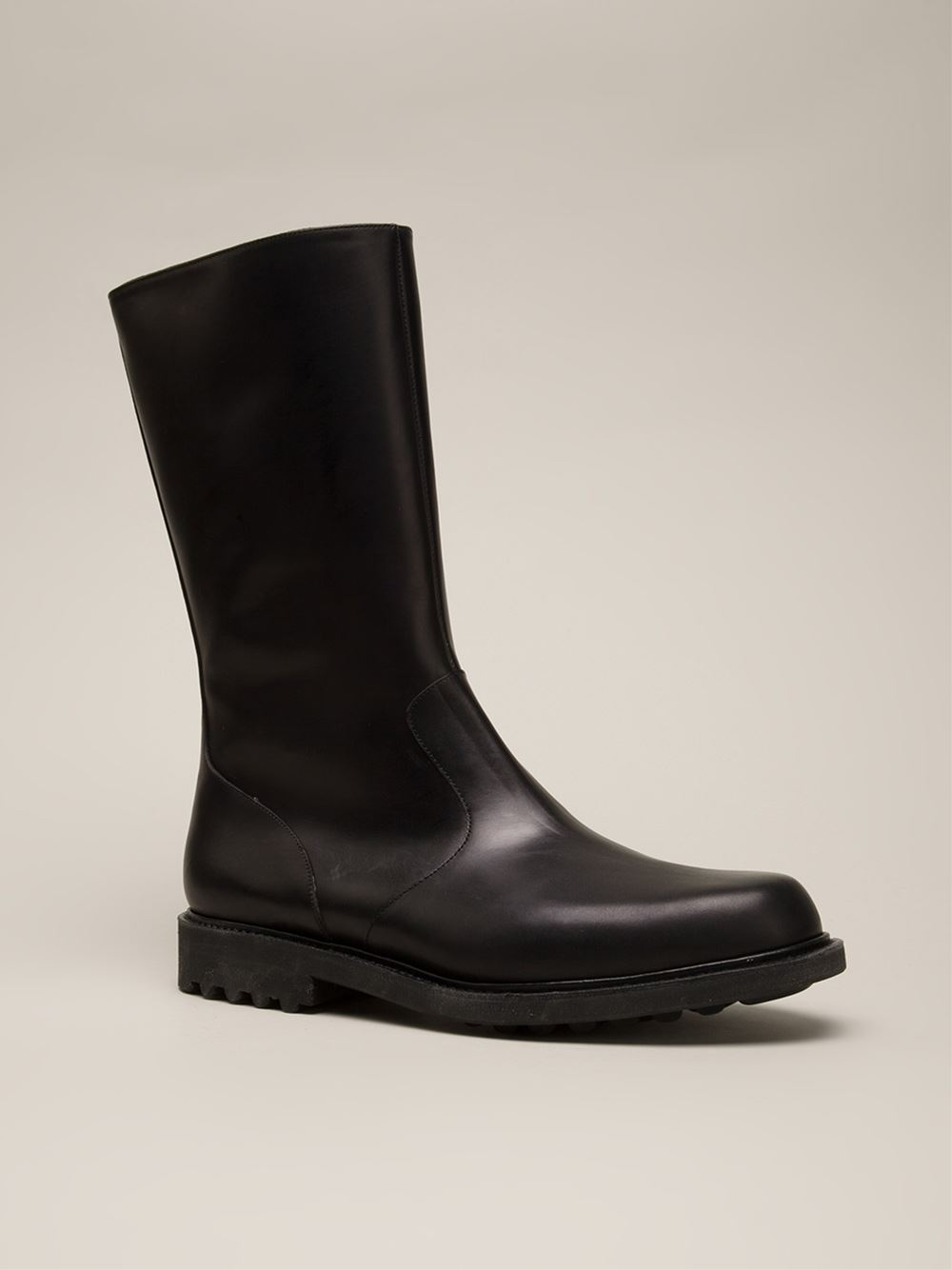 Robert Clergerie David Boots In Black For Men Lyst
