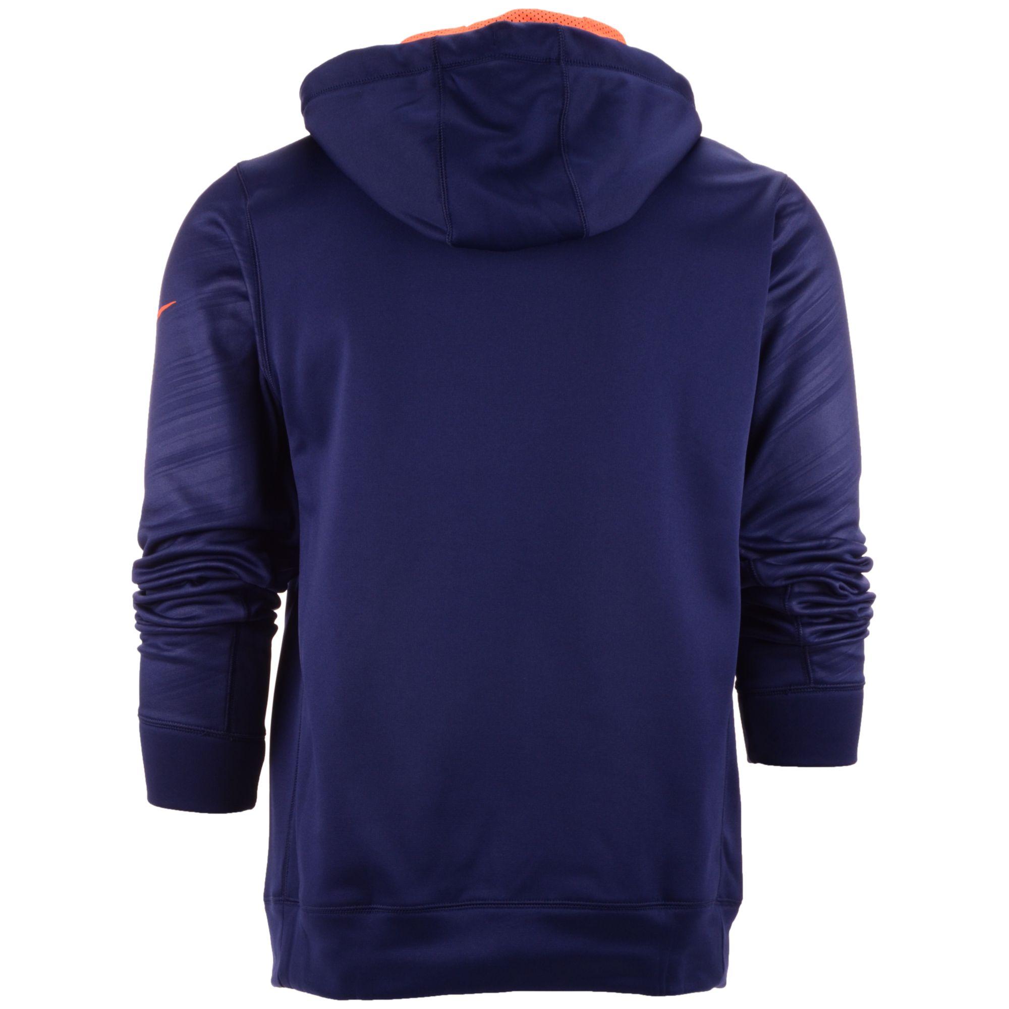 Lyst - Nike Mens Denver Broncos Warp Ko Full-zip Hoodie in ...