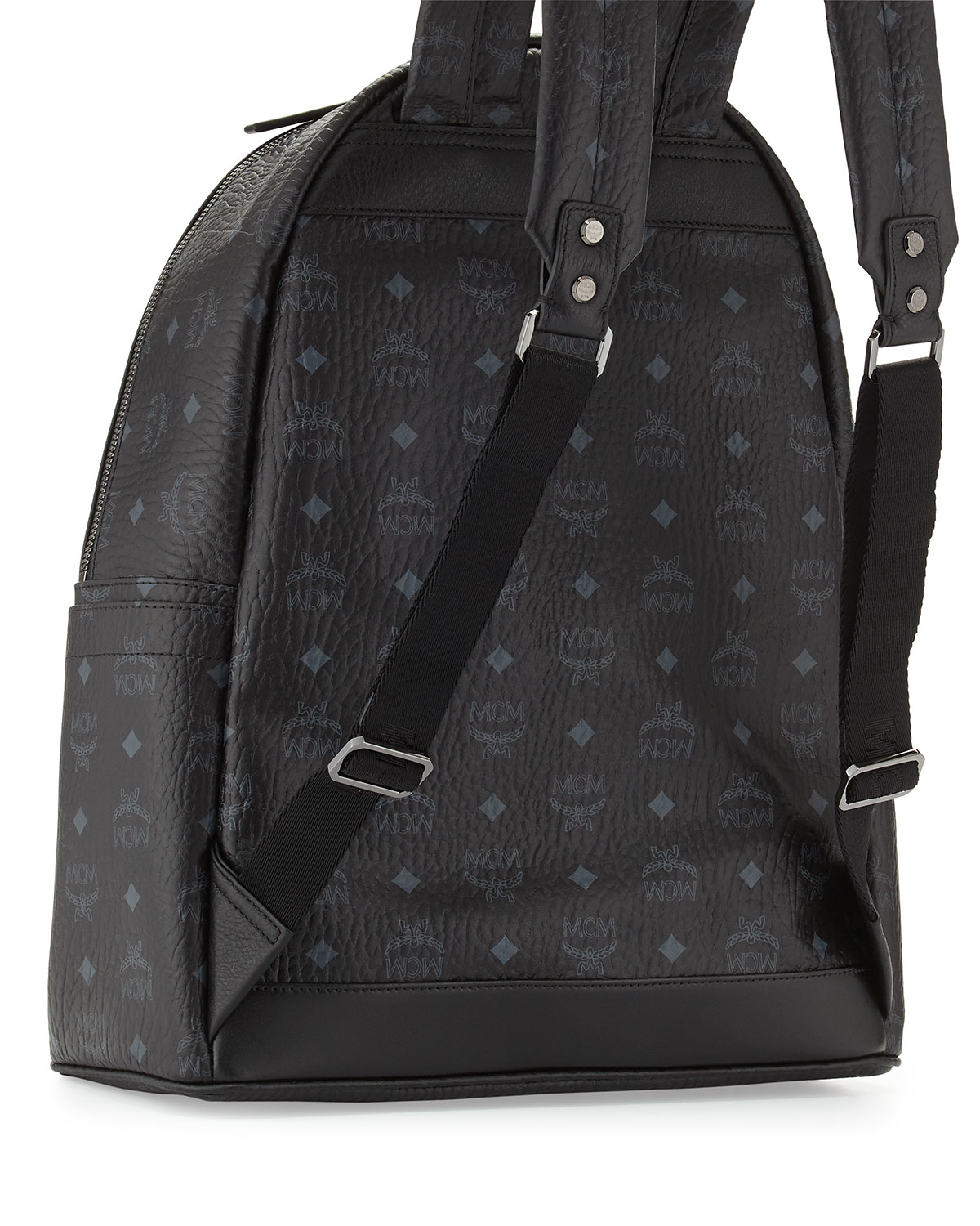 MCM Stark Small No Stud Backpack HEX77qy