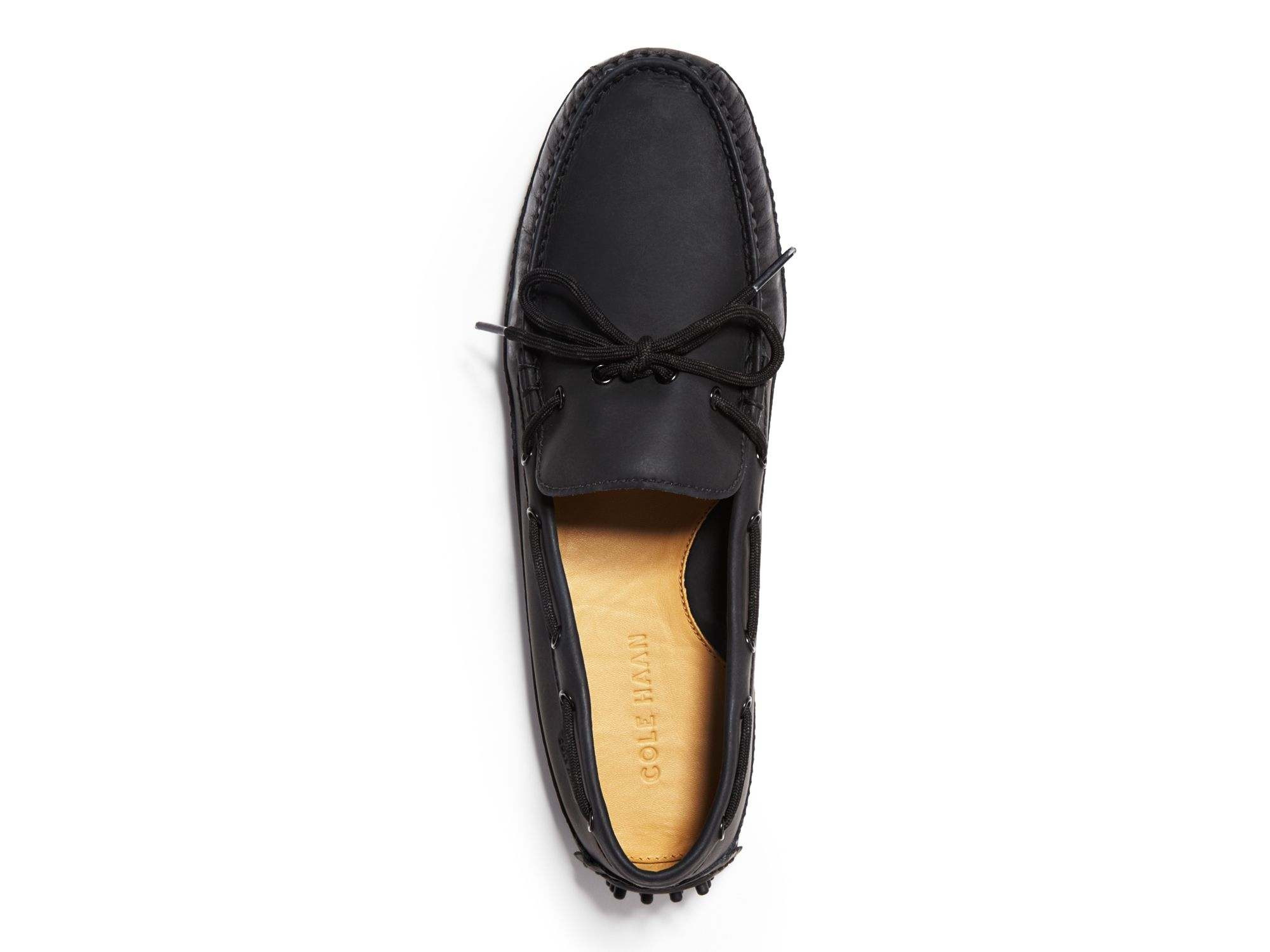 b5ca64c720641 Lyst - Cole Haan Grant Canoe Camp Moc Driving Loafers ...