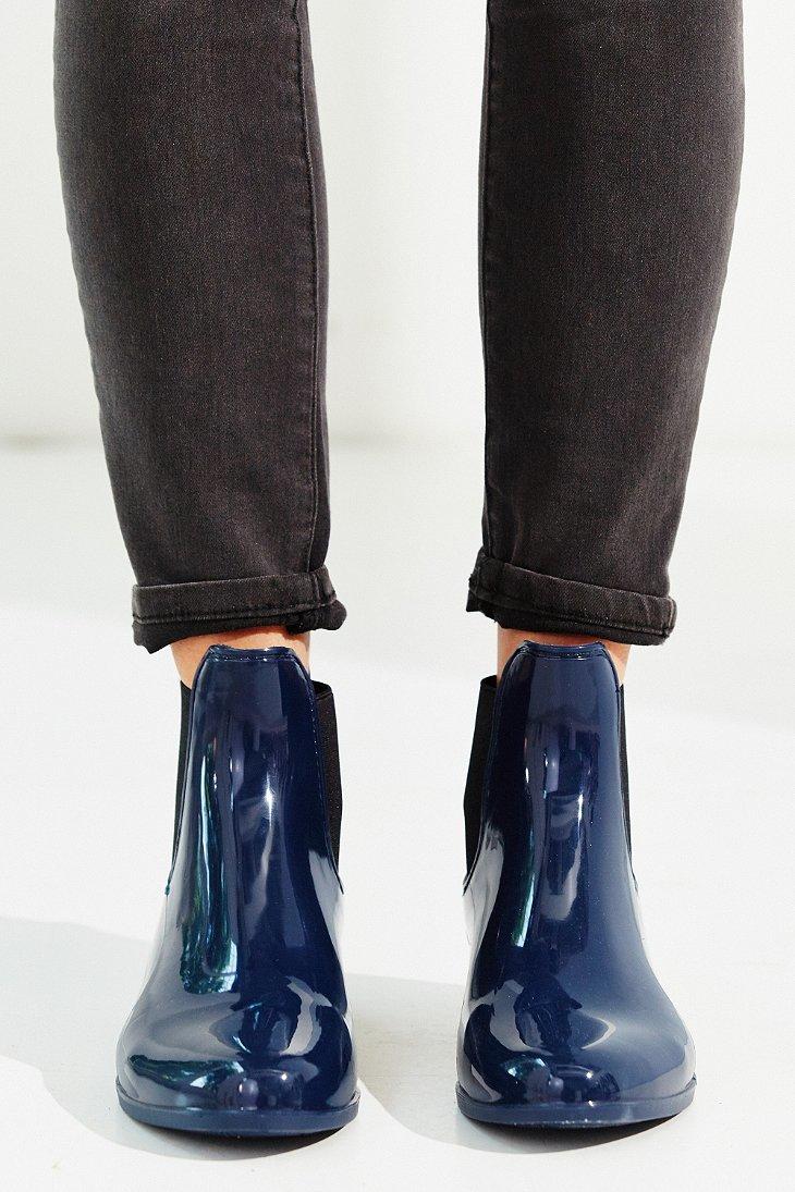 58d6a9702e1d1a Lyst - Sam Edelman Tinsley Rain Boot in Blue