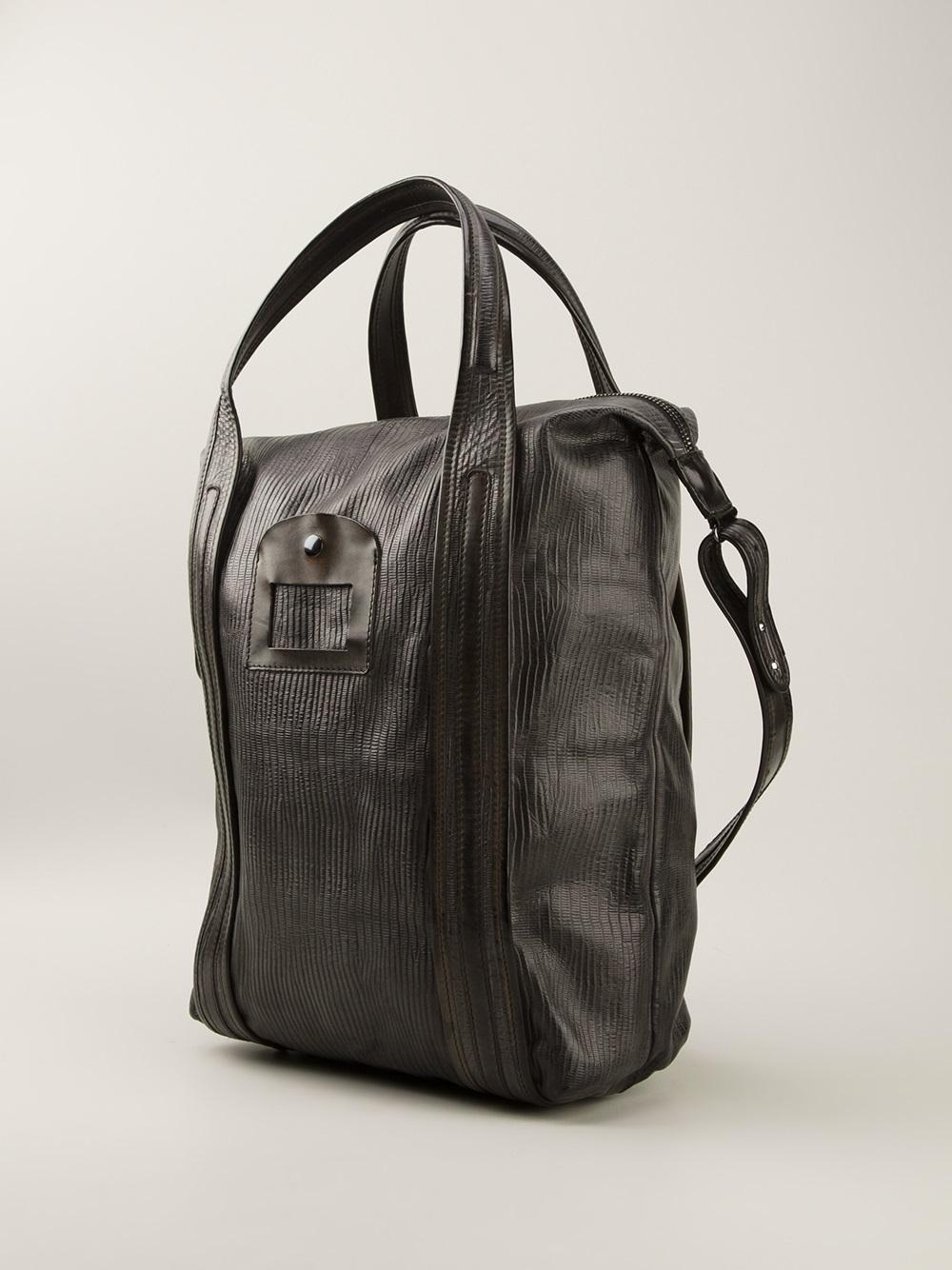 Numero 10  Detroit  Bag in Black for Men - Lyst 76efce48a6122