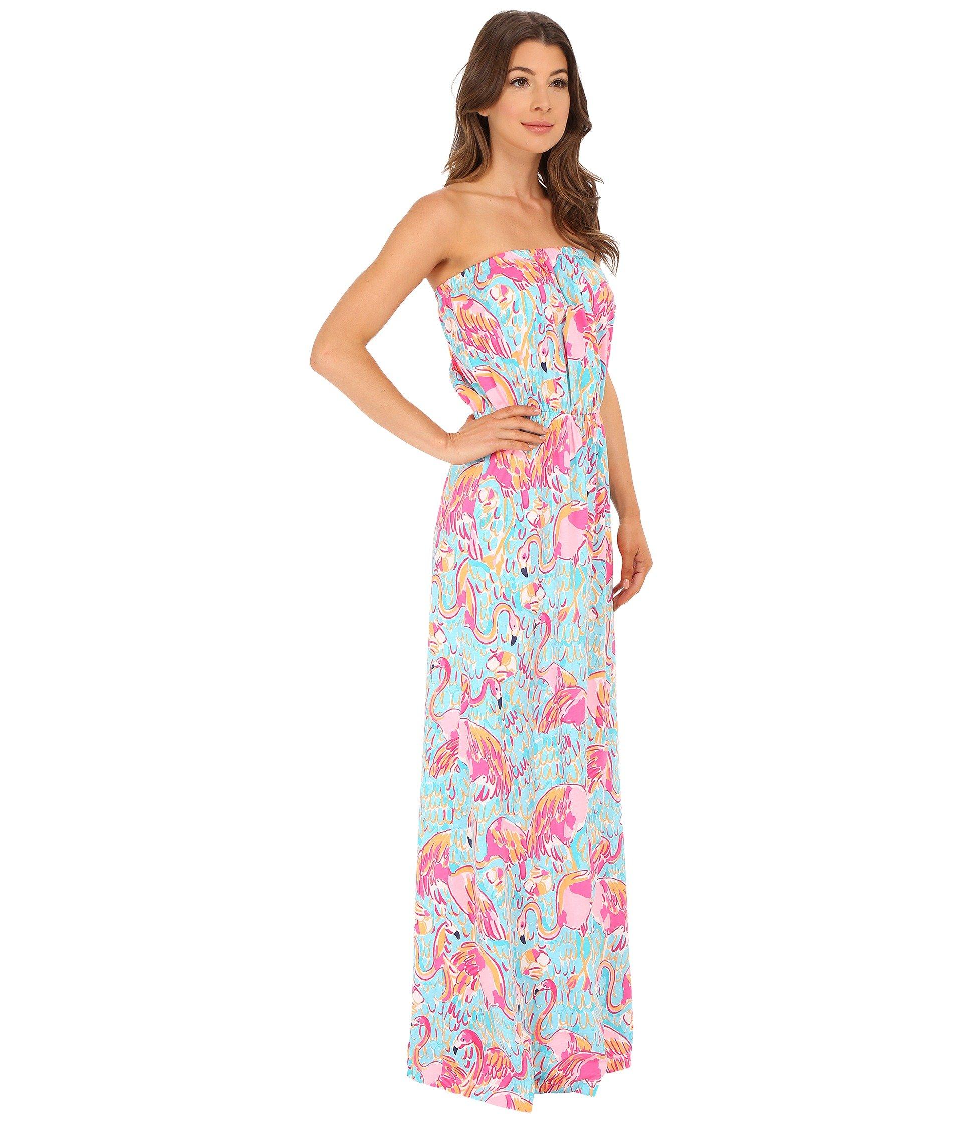 Lilly pulitzer Marlisa Maxi Dress | Lyst