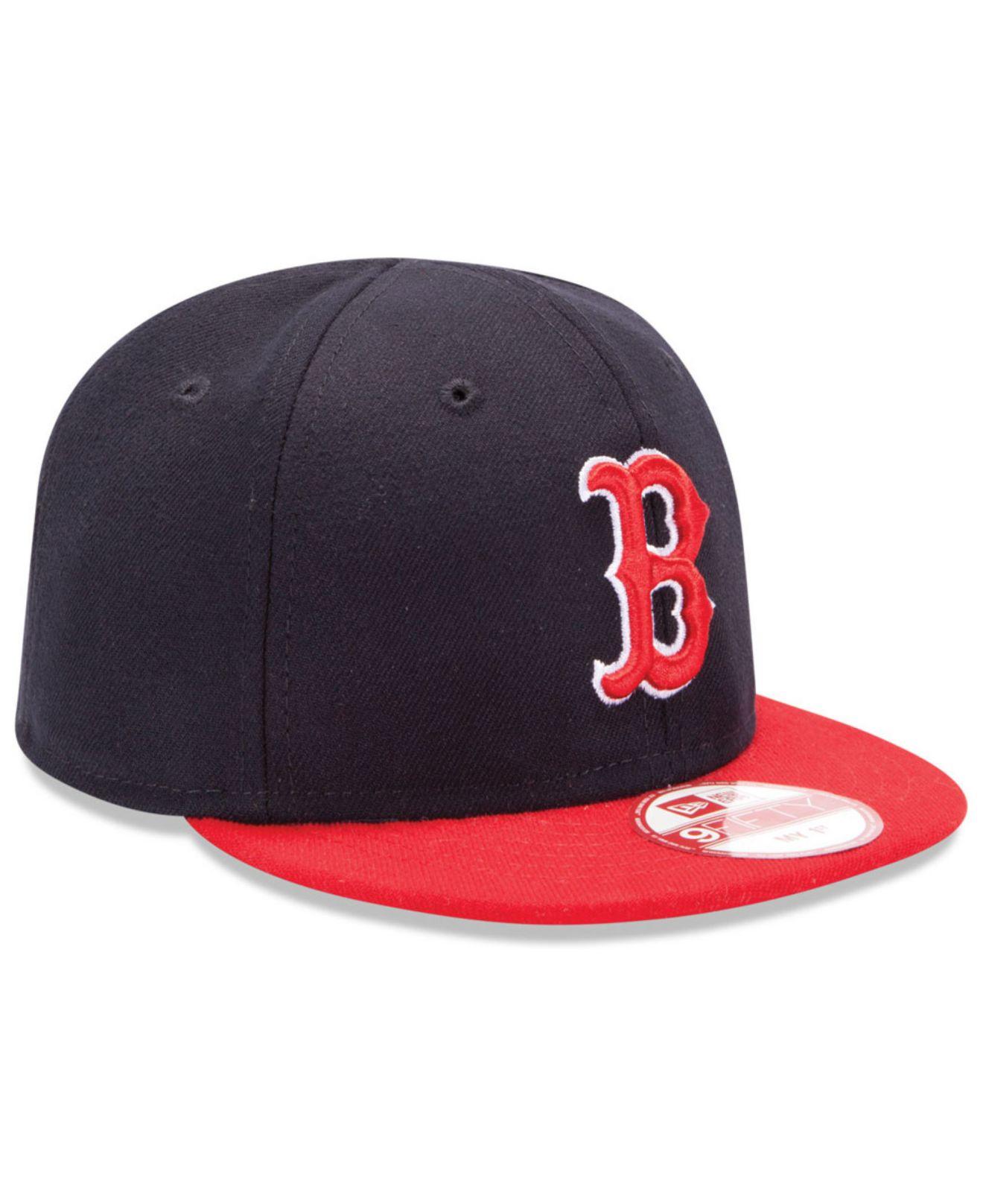 d26ef6df4861f9 Lyst - KTZ Babies' Boston Red Sox 9fifty Snapback Cap in Blue