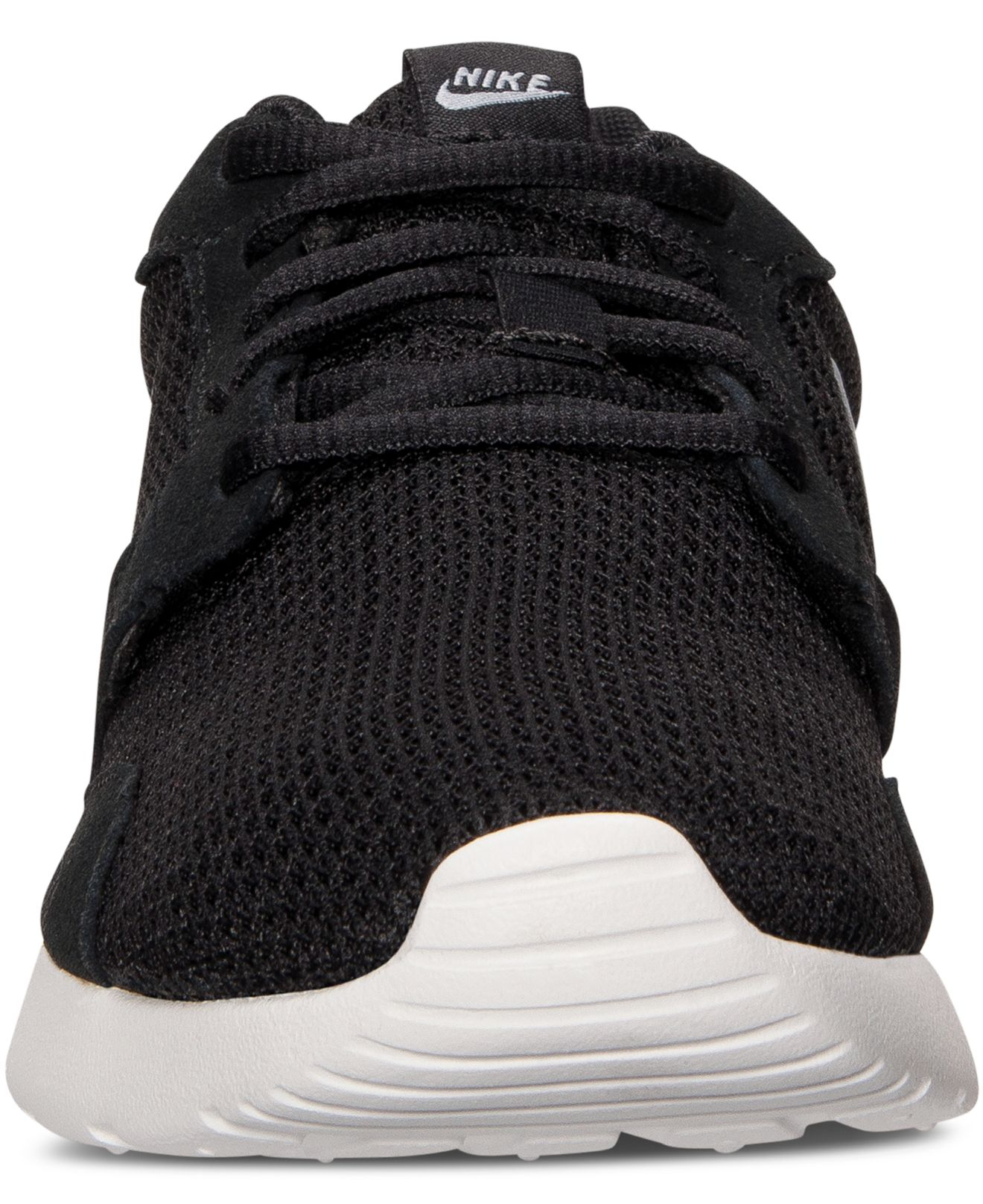 bc307894e439 ... low price lyst nike mens kaishi casual sneakers from finish line in  black 47e90 4594e