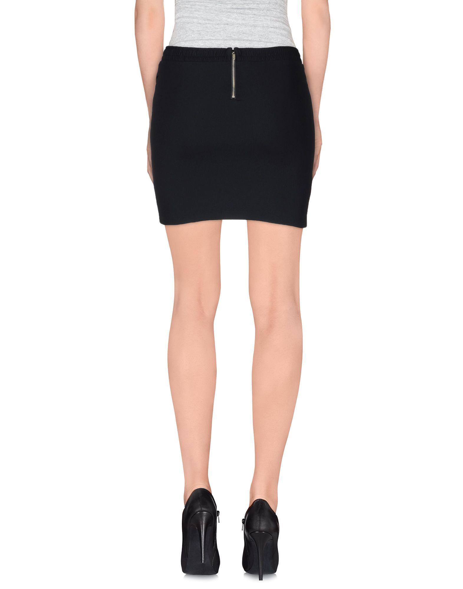 iro mini skirt in blue dark blue save 50 lyst. Black Bedroom Furniture Sets. Home Design Ideas