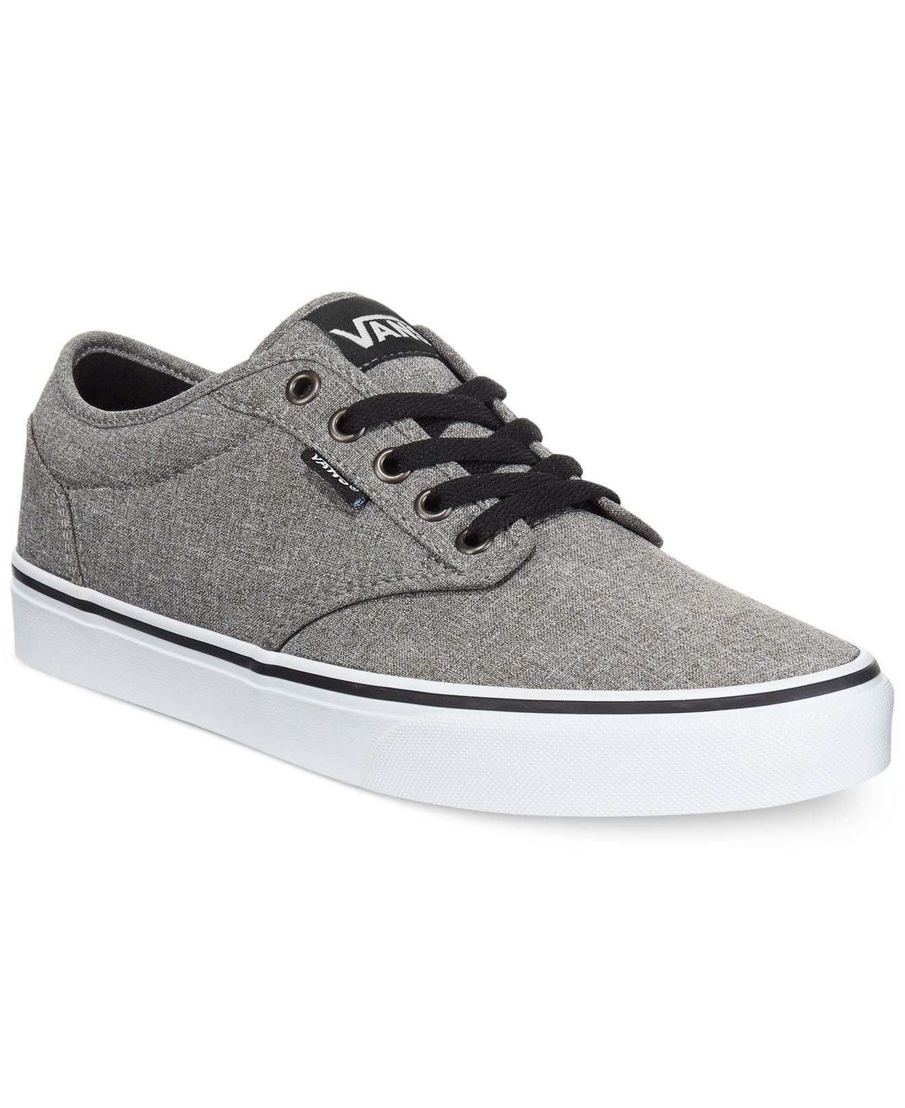 sale vans mens atwood grey