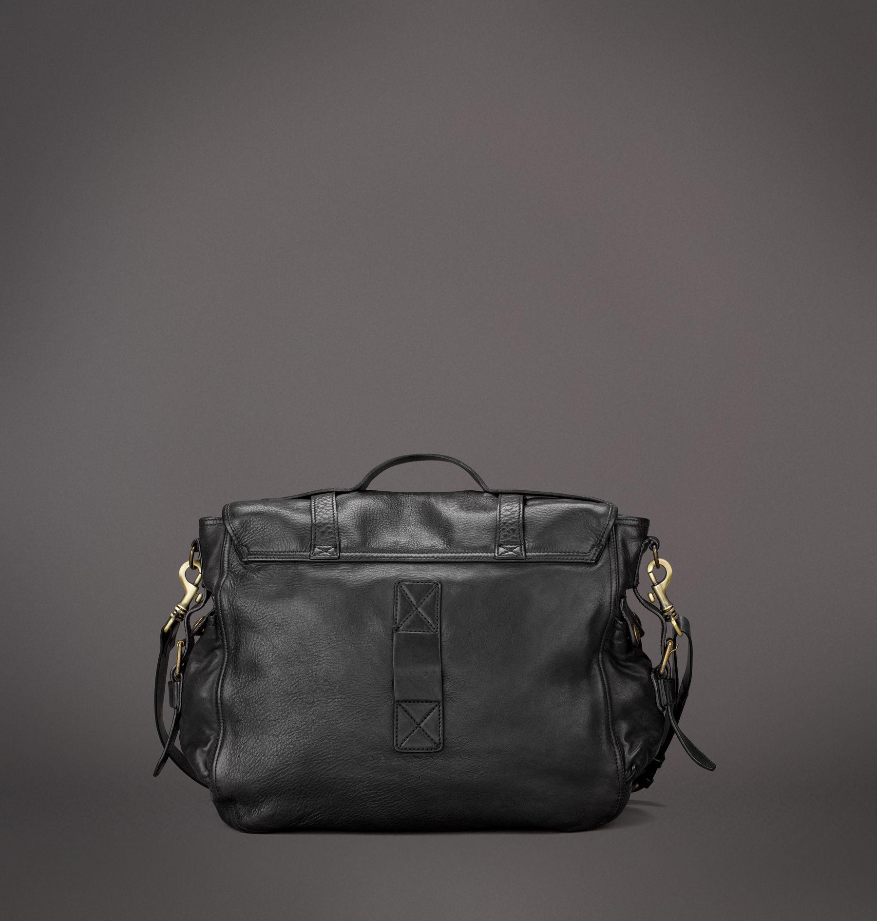 dc1aebbe26 Belstaff Hamden Bag in Black for Men - Lyst