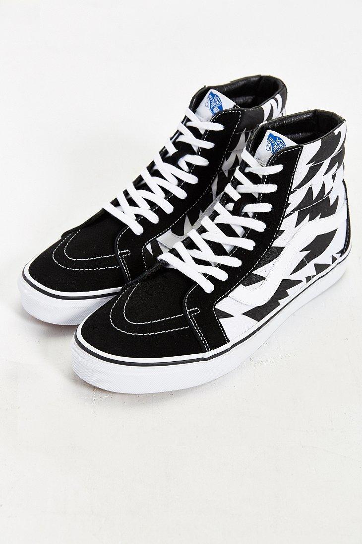 bb3b62a272f Lyst - Vans Sk8-hi Eley Kishimoto Sneaker in White for Men