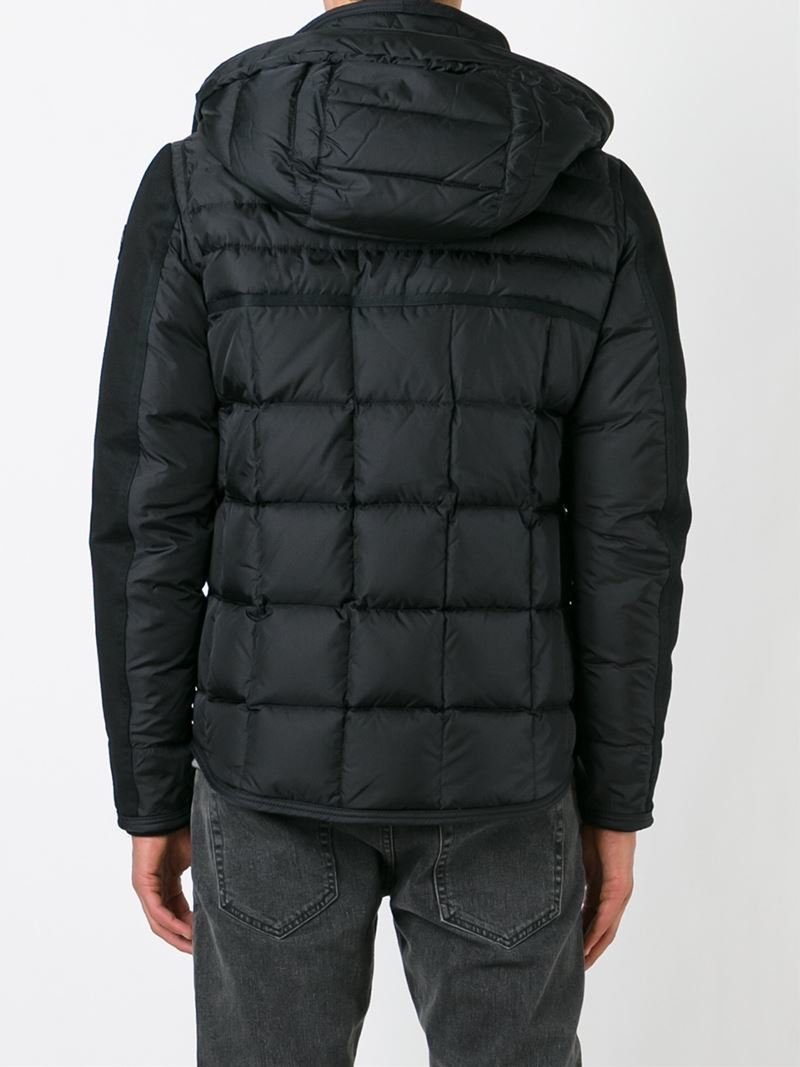 $4,K NEIL BARRETT MENS Black Padded Hooded Leather Bomber Jacket Italy,size M. Brand New. $2, or Best Offer +$ shipping. Men's Real Fur Hood Tan Timber Brown Puffer Padded Bomber Leather Jacket MS. Brand New. $ or Best Offer. Free Shipping.