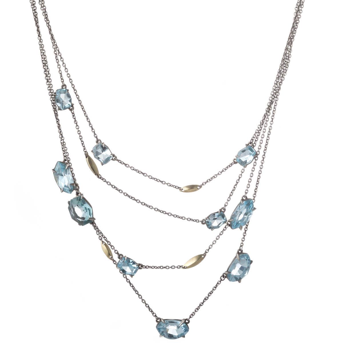 Fallon Marquis Multi-Strand Necklace JGCz0lLTx