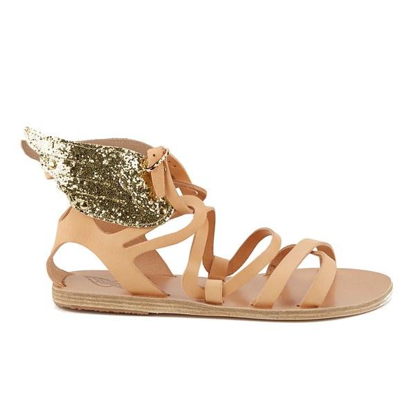 Lyst - Ancient greek sandals Women's Nephele Angel Wing ...