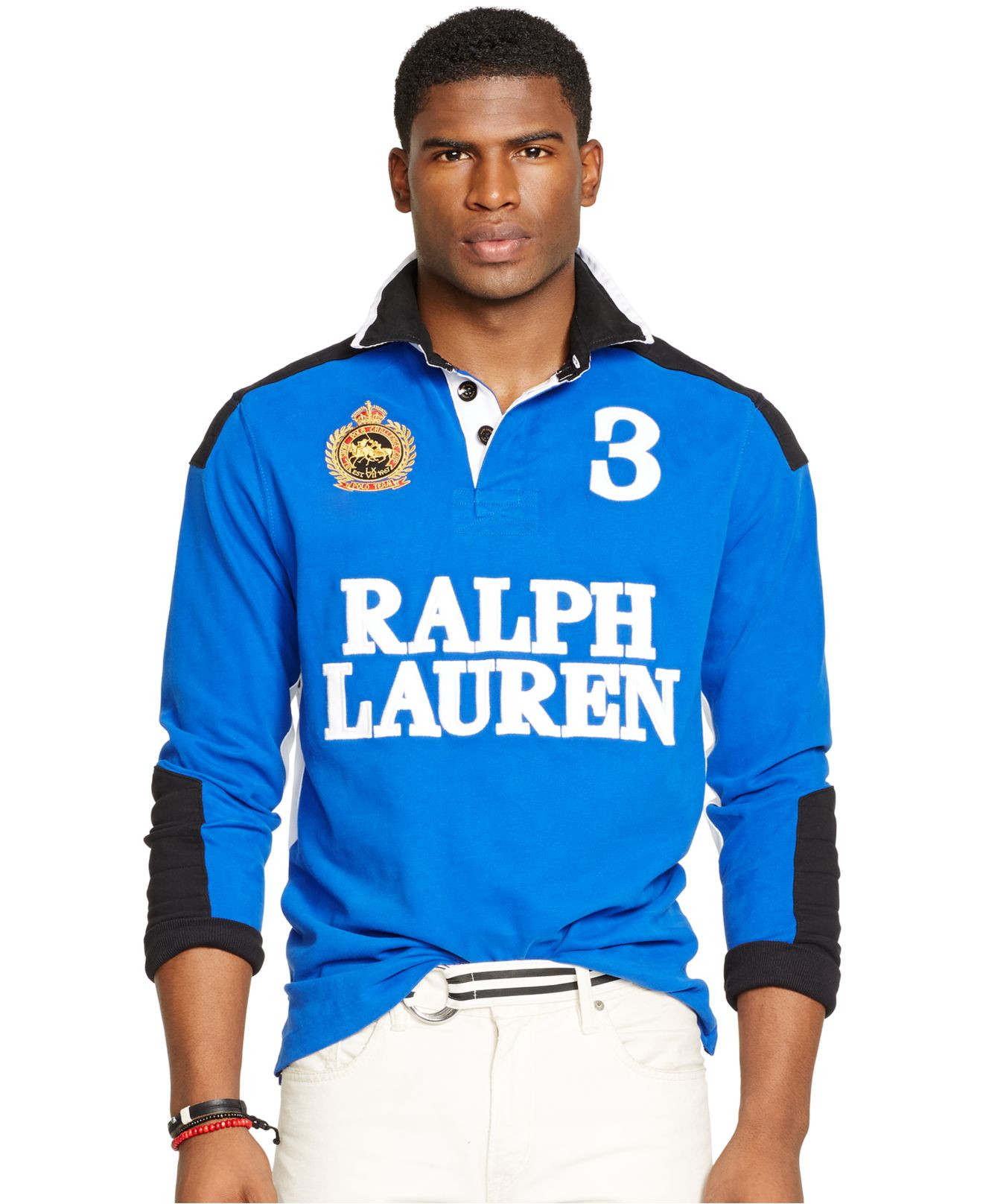 Polo ralph lauren rugby sweater dr e horn gmbh dr e for Big and tall polo rugby shirts