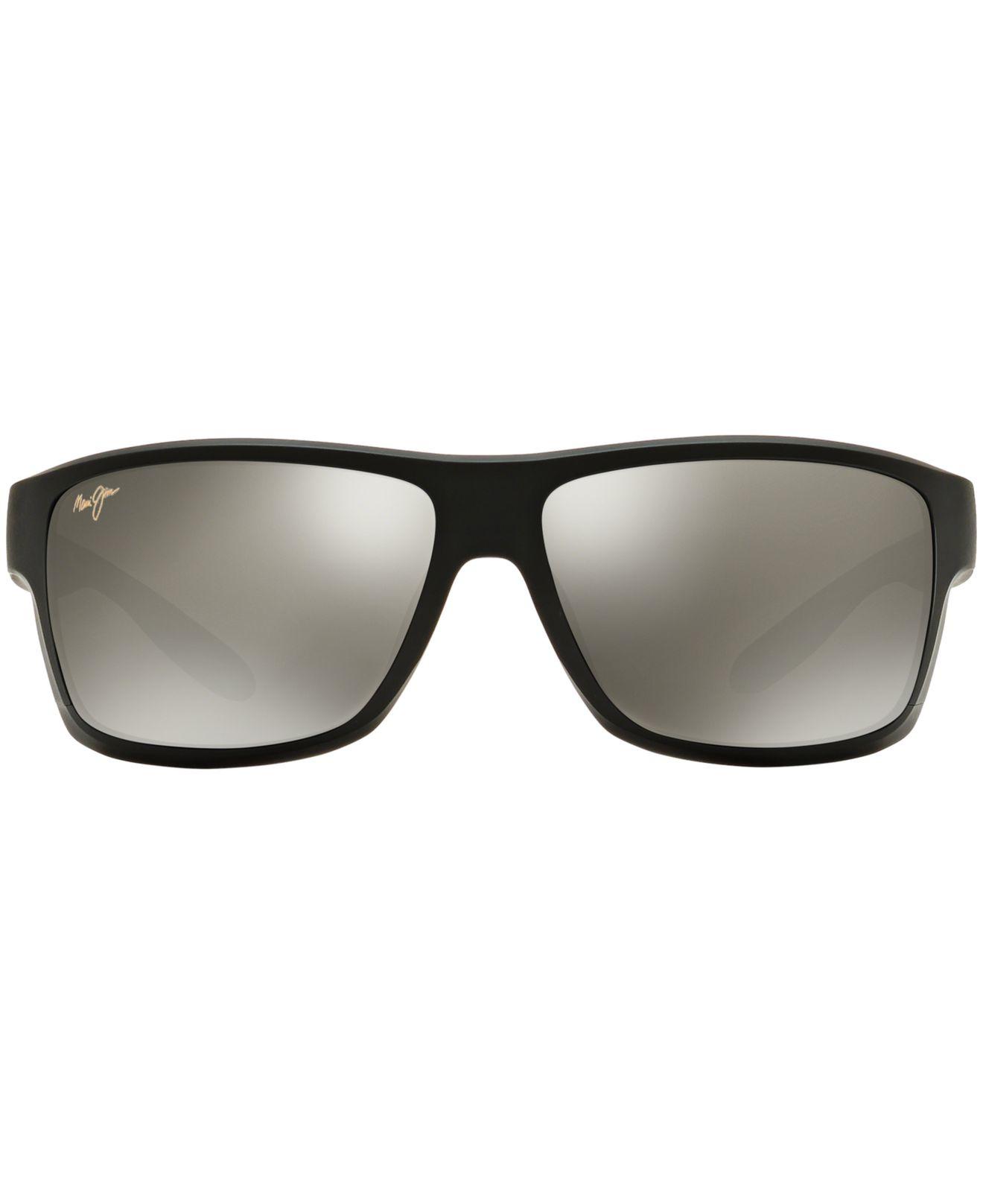 7eed4aff74e68 Lyst - Maui Jim 528 Pokahu in Black for Men
