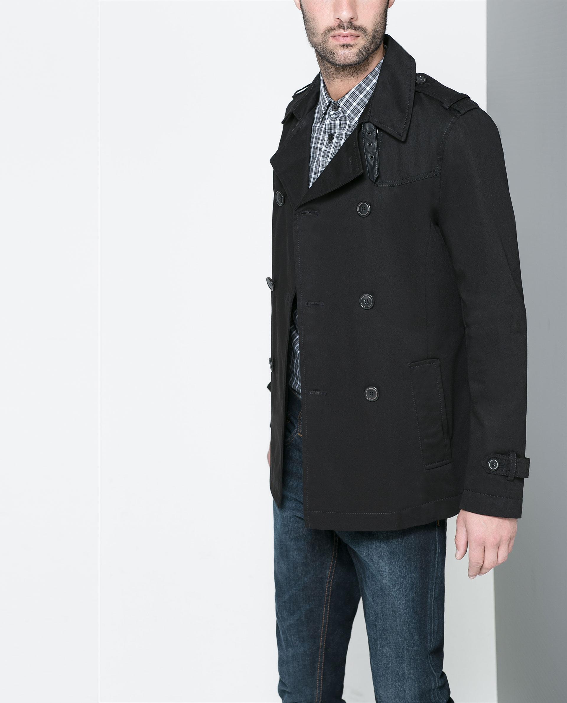 Zara Trench Coat Mens - Tradingbasis