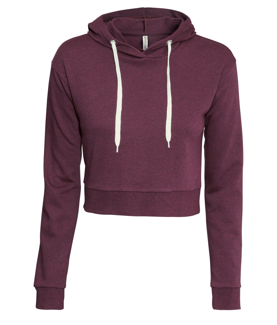 H and m hoodie
