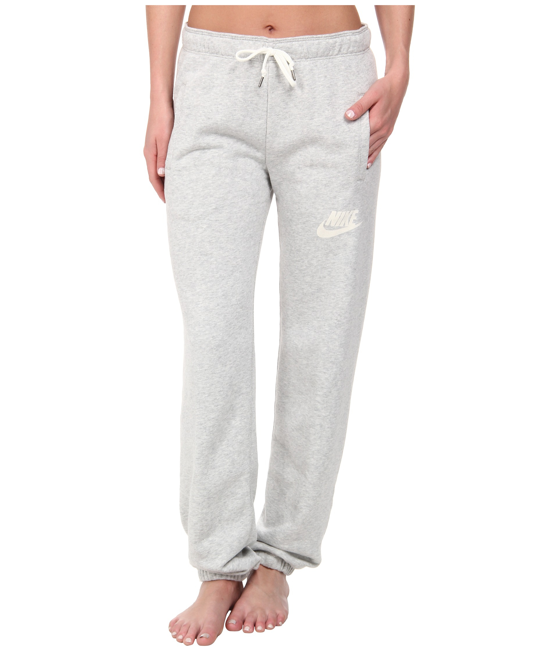 bb52018bcdcc Lyst - Nike Rally Loose Pant in Gray