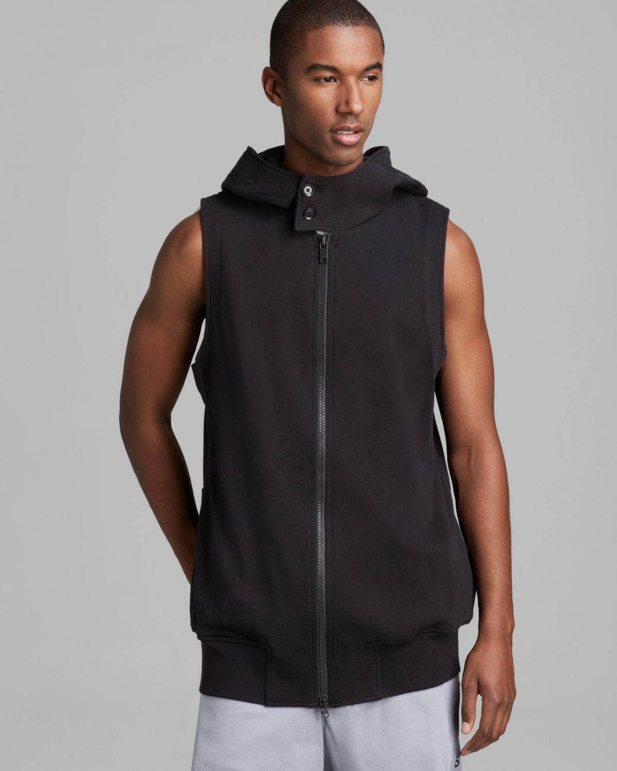 Y 3 cycle jacket black