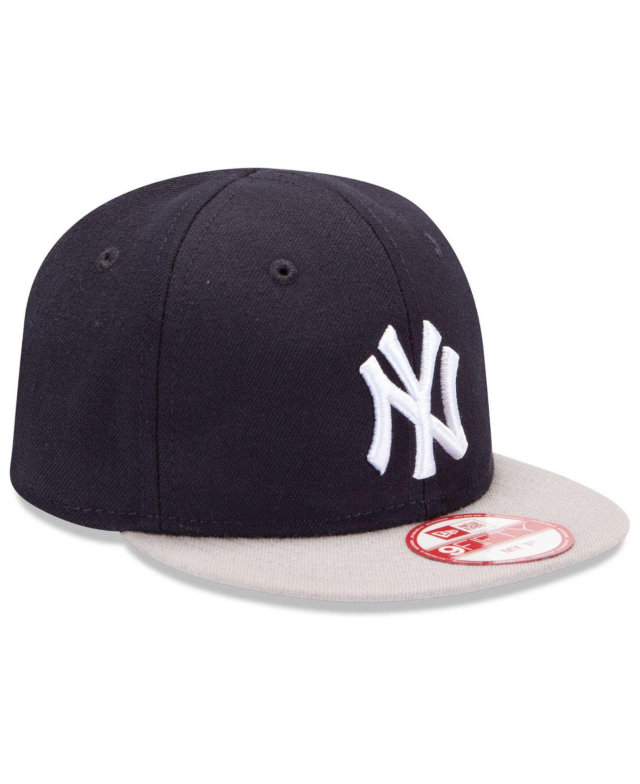 e1461ff2df8e8 KTZ Babies  New York Yankees 9fifty Snapback Cap in Blue - Lyst